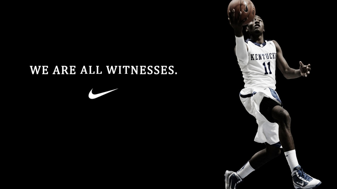 Nike Quotes Basketball Wallpapers QuotesGram 1366x768