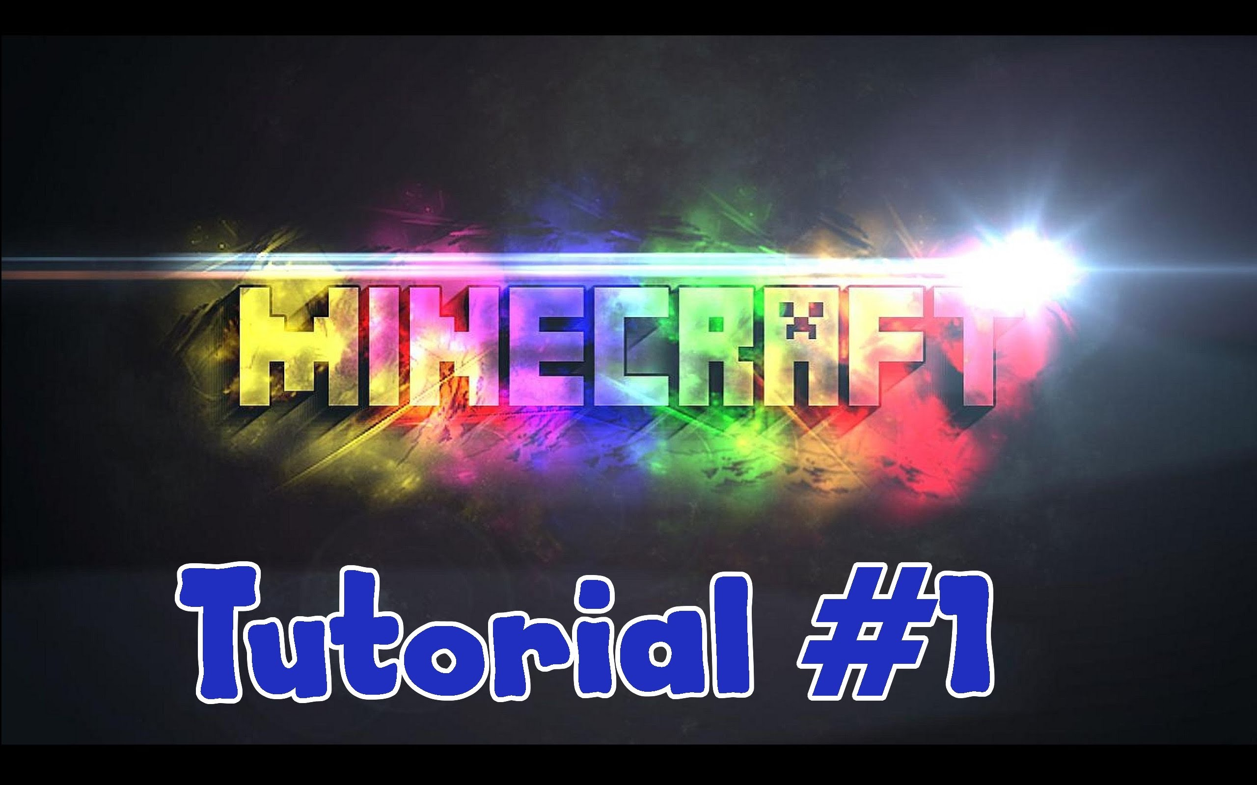 How to create your own Minecraft Wallpaper 2560x1600