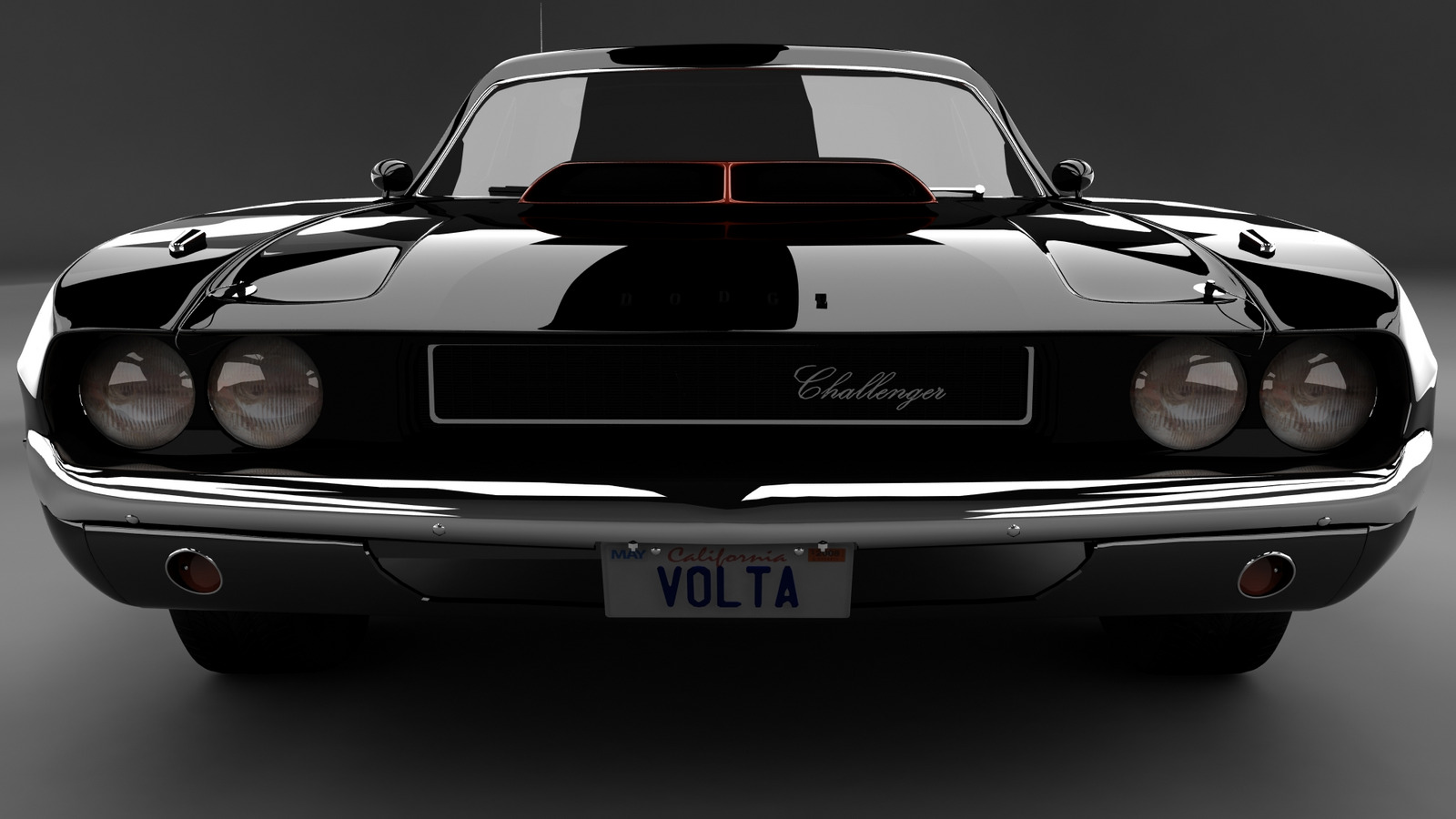 1970 Dodge Challenger Iphone Wallpaper Dodge Challenger 1970 8 Cool 1600x900
