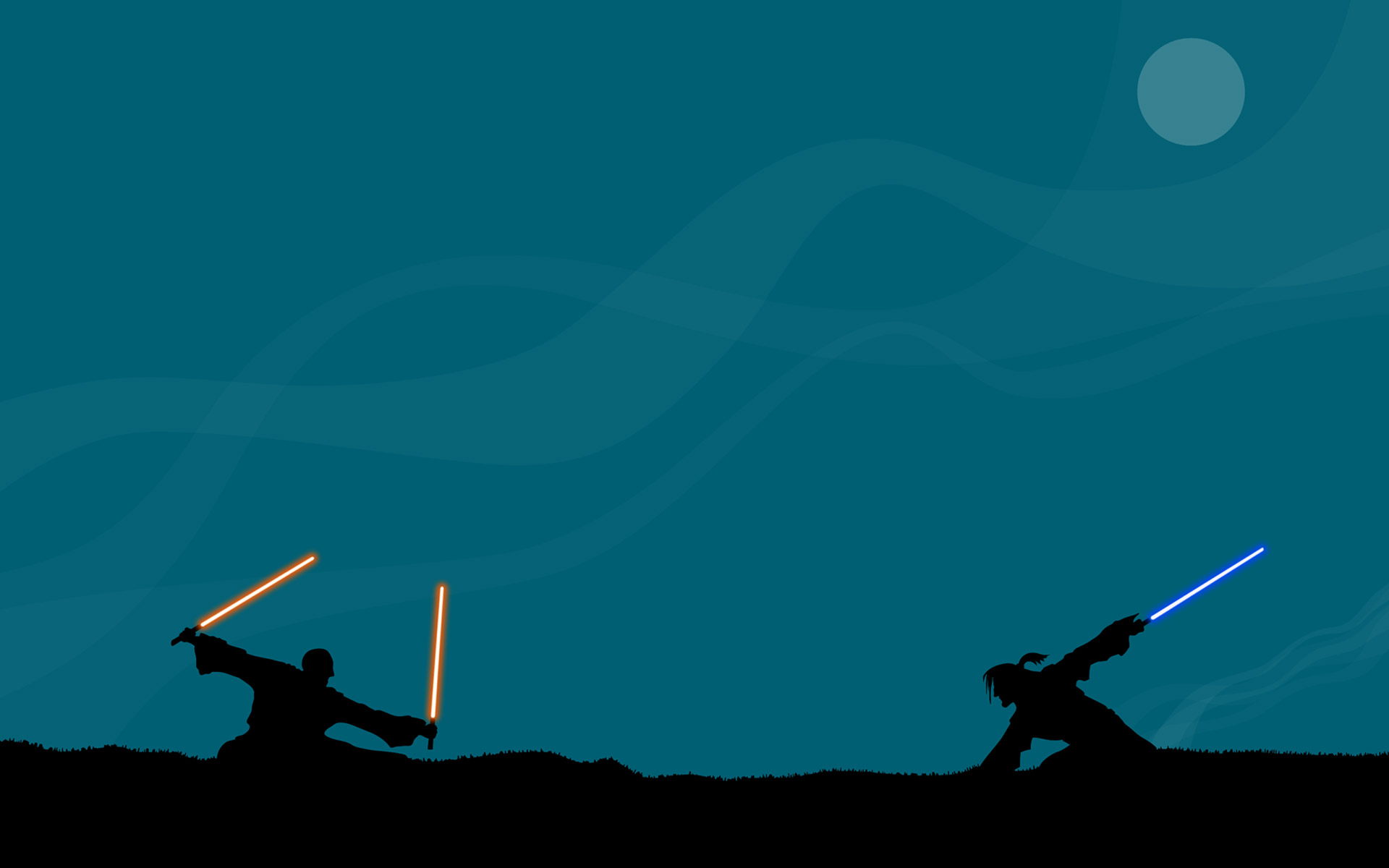 Star Wars Vector HD Wallpaper 1920x1200