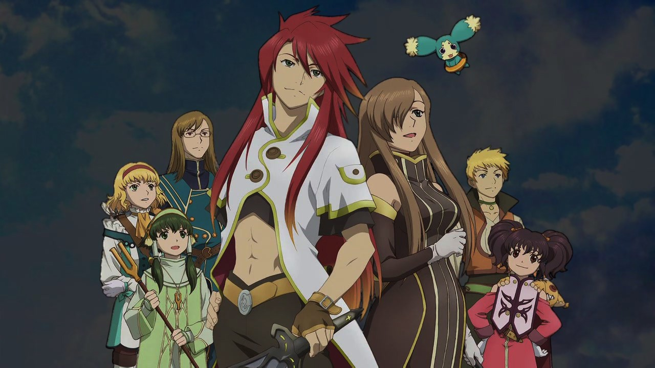 Tales Of Wallpaper 1280x720 Tales Of The Abyss 1280x720