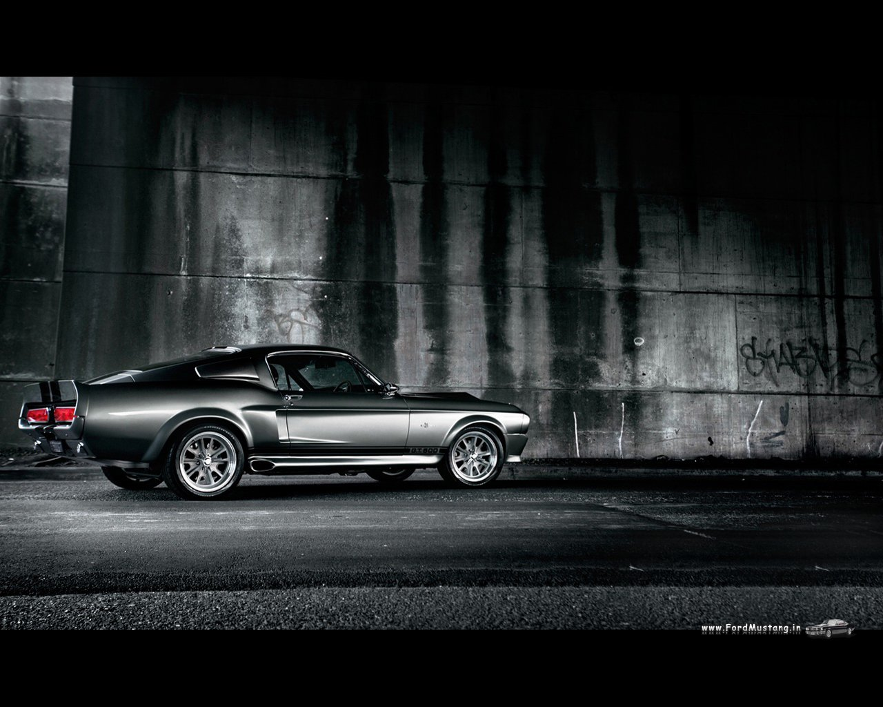 Ford mustang shelby gt500 eleanor status cars 1280x1024