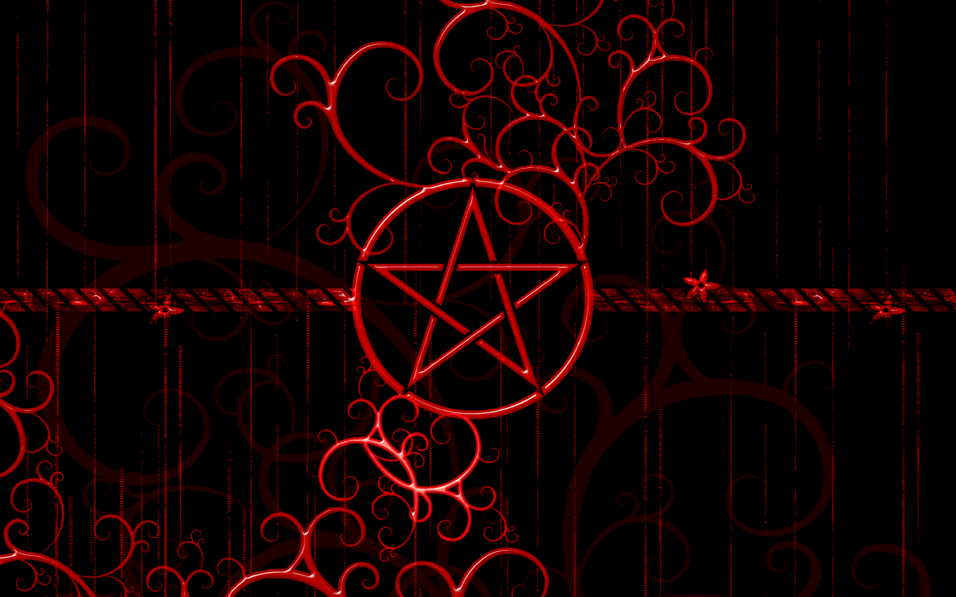 vampire symbol wallpaper hd