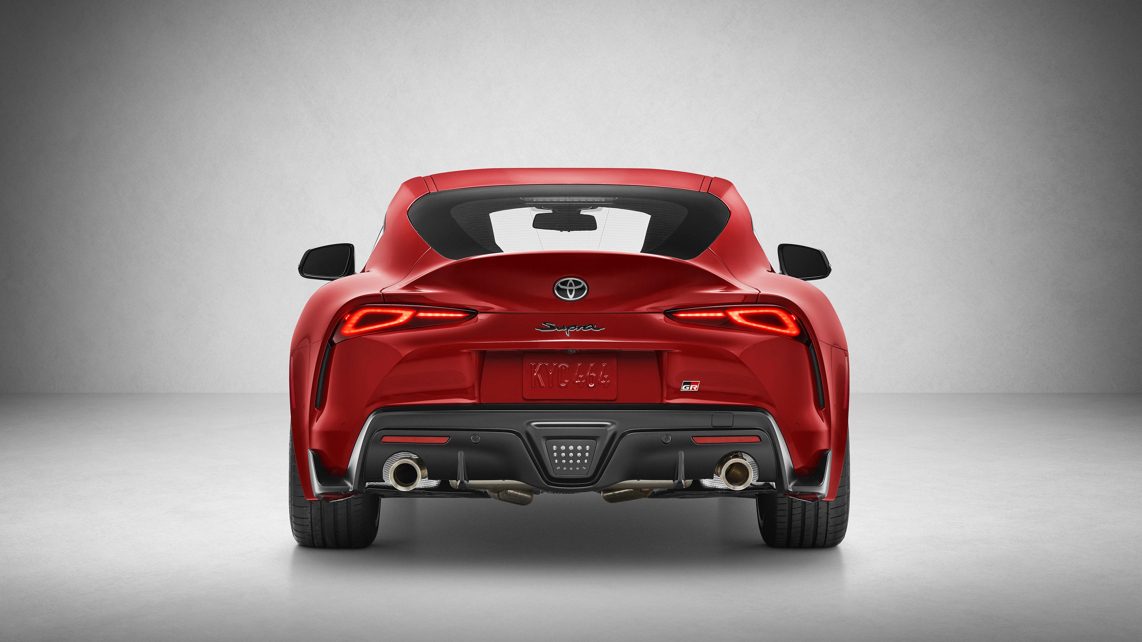 2020 Toyota GR Supra 4K 4 Wallpaper HD Car Wallpapers ID 11861 3840x2160