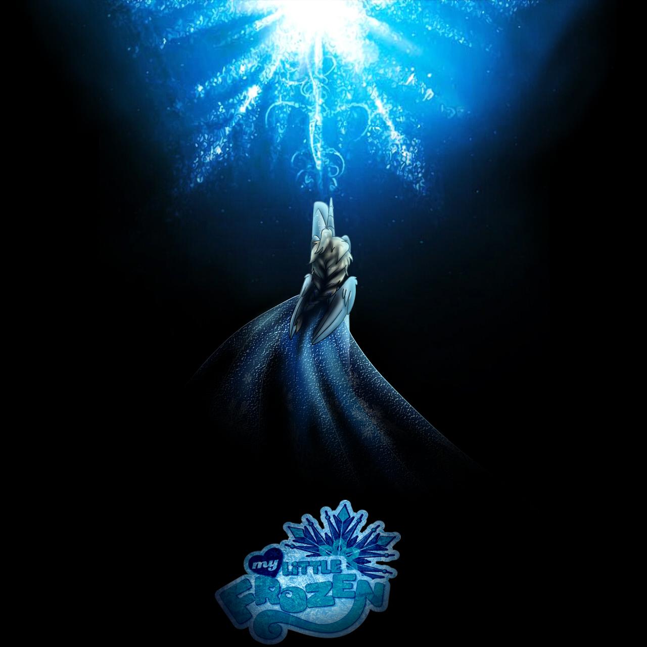 My Little Frozen Movie Wallpaper 4 by NamyGaga 1280x1280