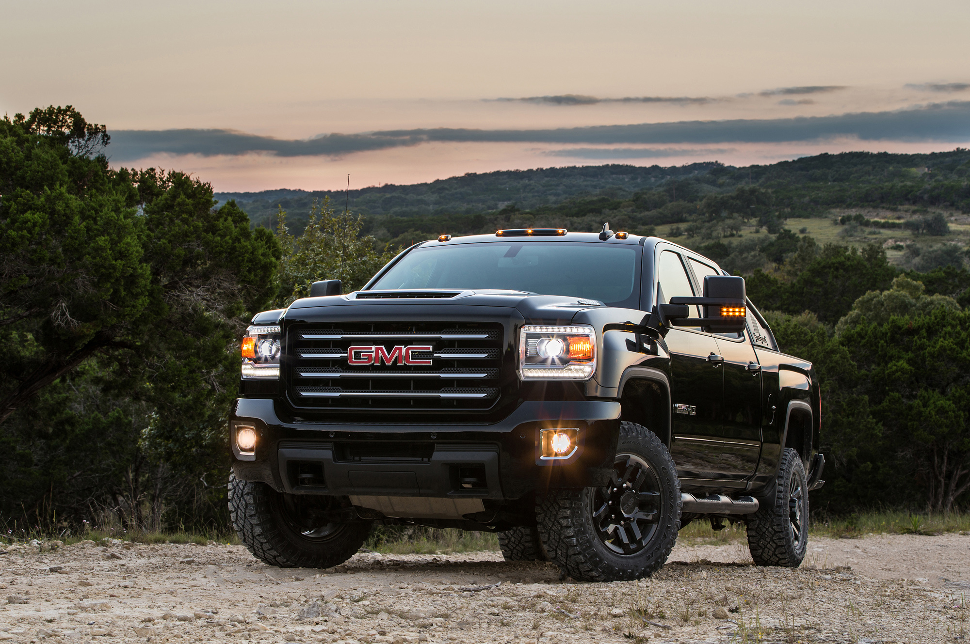 GMC Sierra HD All Terrain X Wallpapers Images Photos Pictures 2000x1329