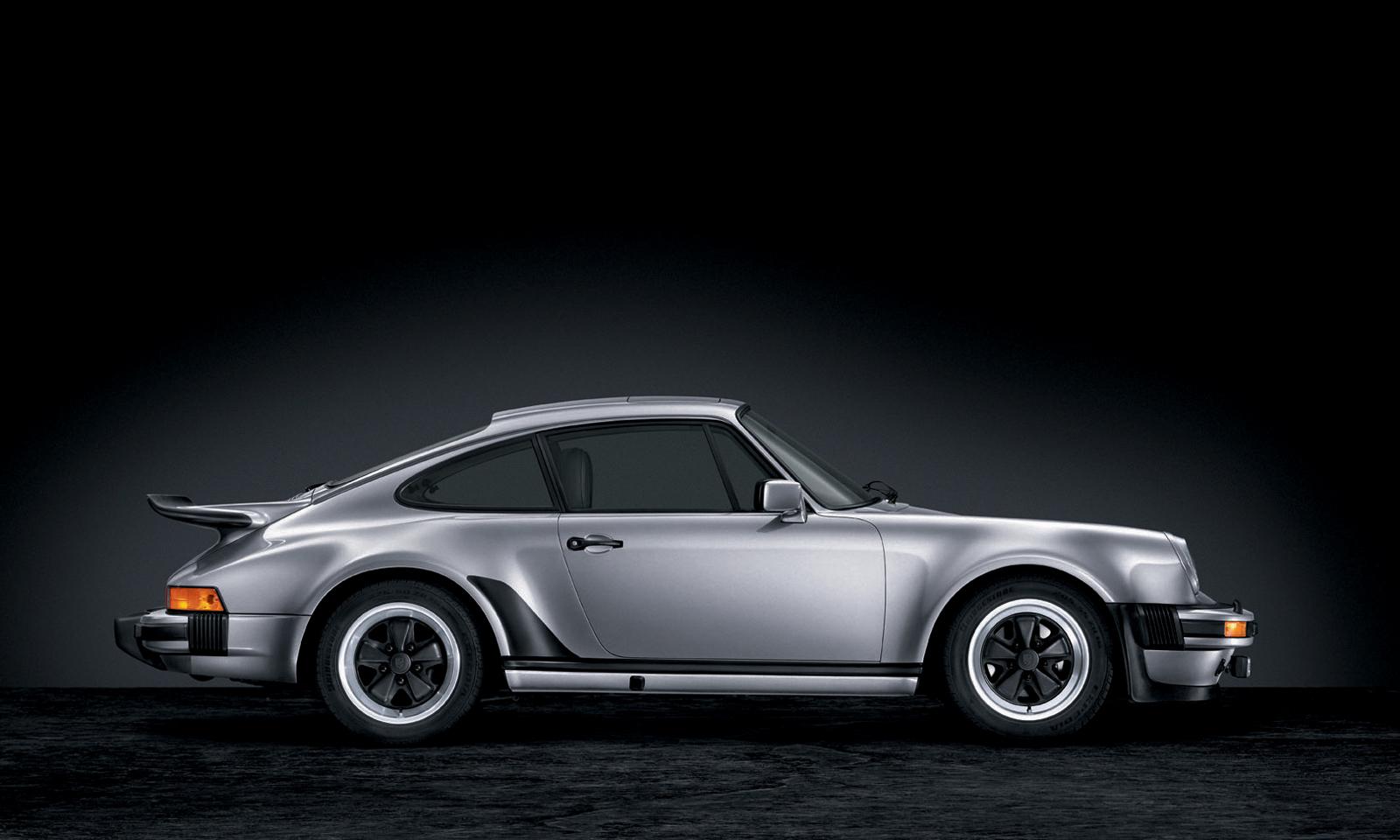 Generationen des Porsche 911 Turbos 1600x960