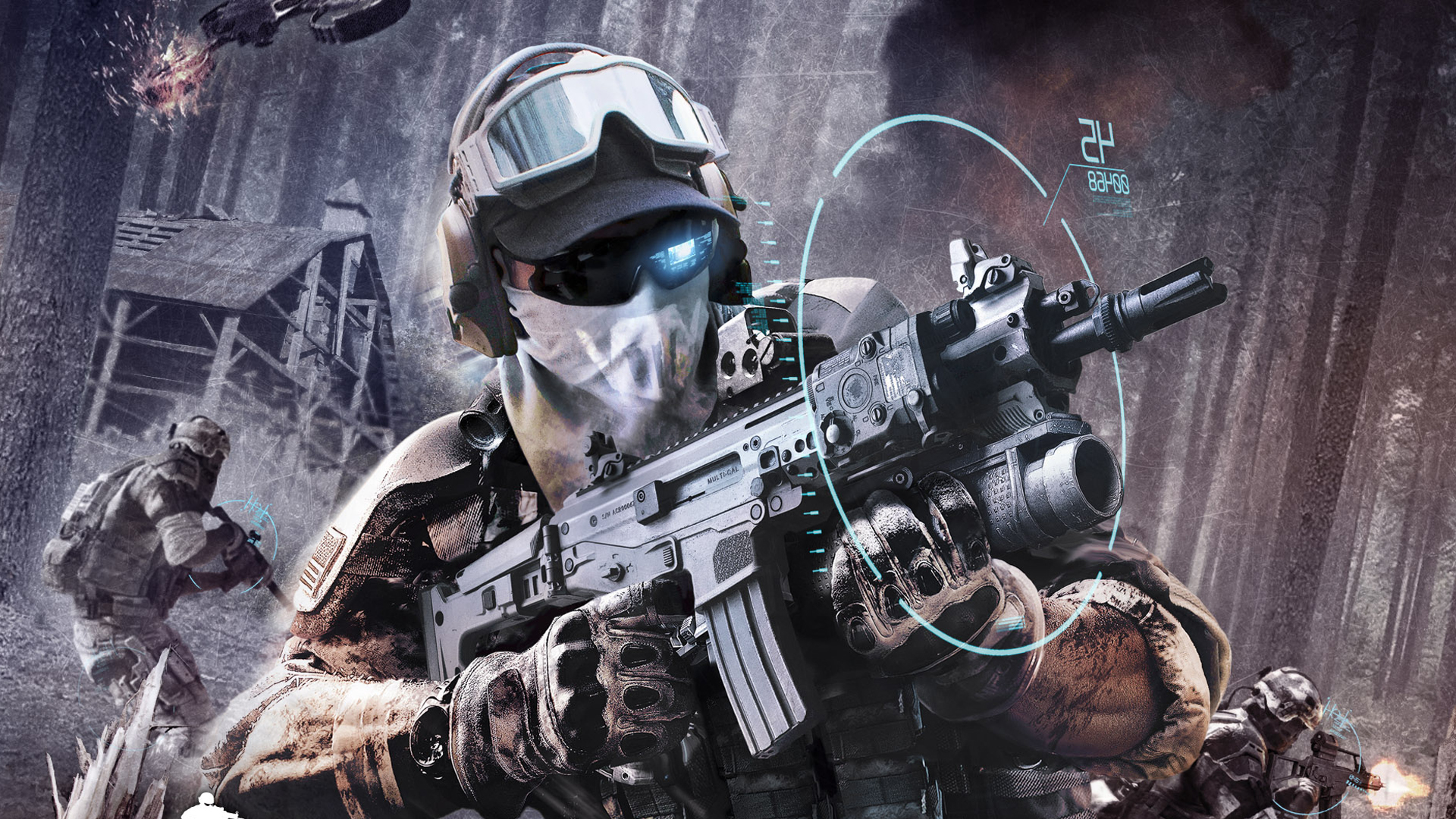 Wallpaper 7 Wallpaper from Tom Clancys Ghost Recon Future 1920x1080