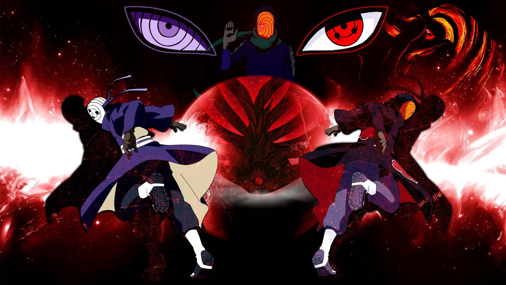Uchiha Wallpaper HD 1920x1080