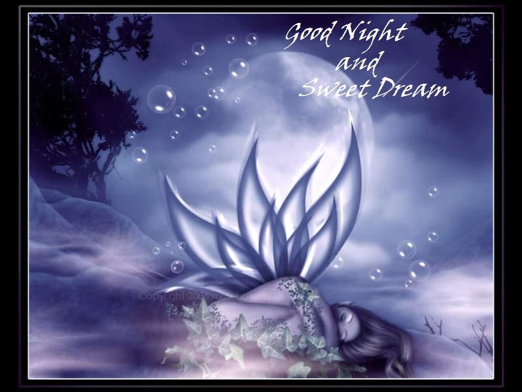 Good Night Sweet Dreams Wallpapers Wallpapersafari
