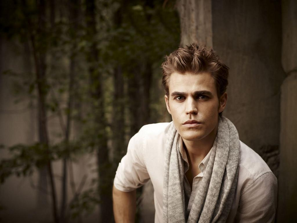 Paul   Paul Wesley Wallpaper 15098869 1024x768