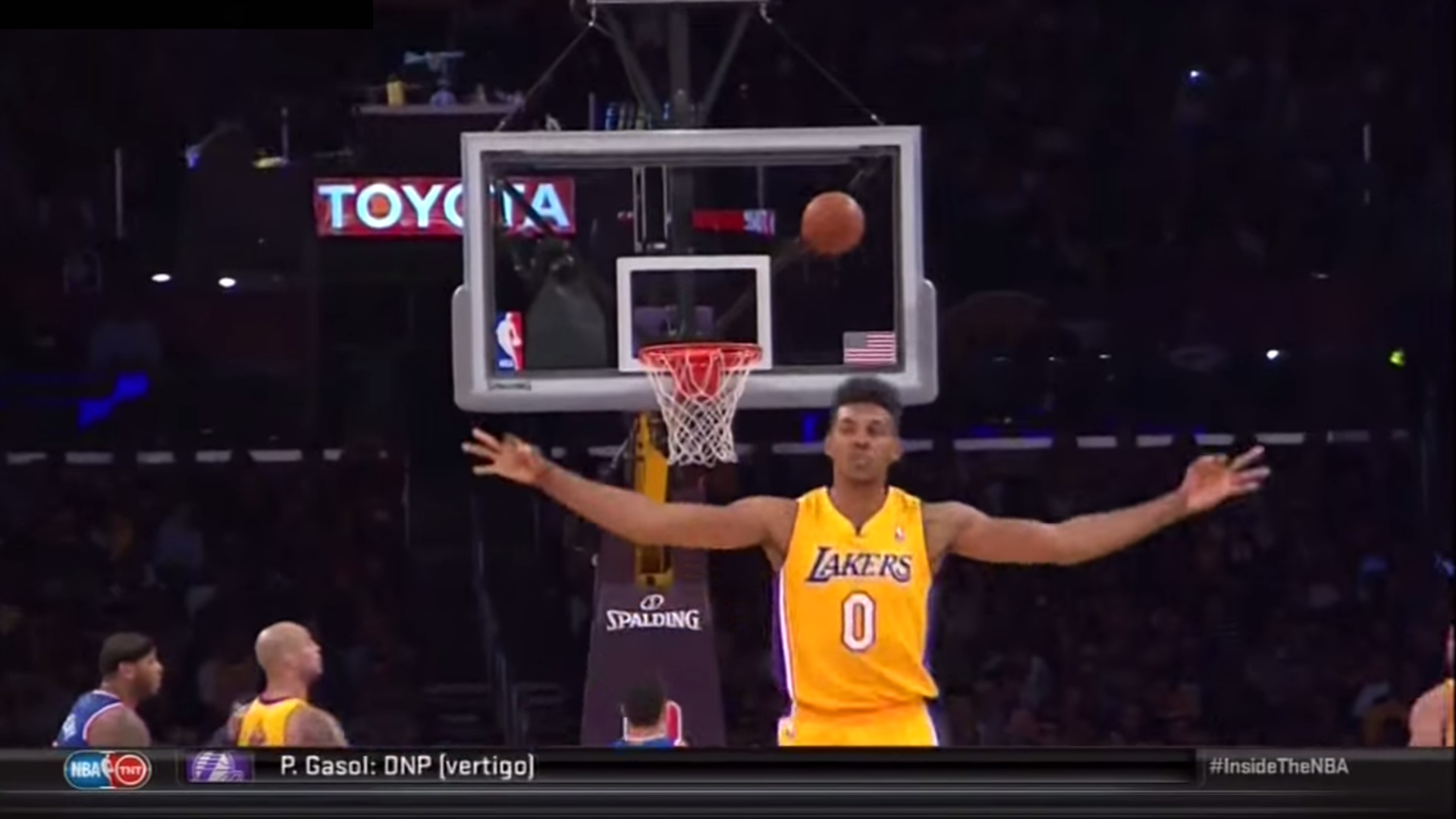 Swaggy P transcribed Lakers Nick Youngs greatest 1920x1080