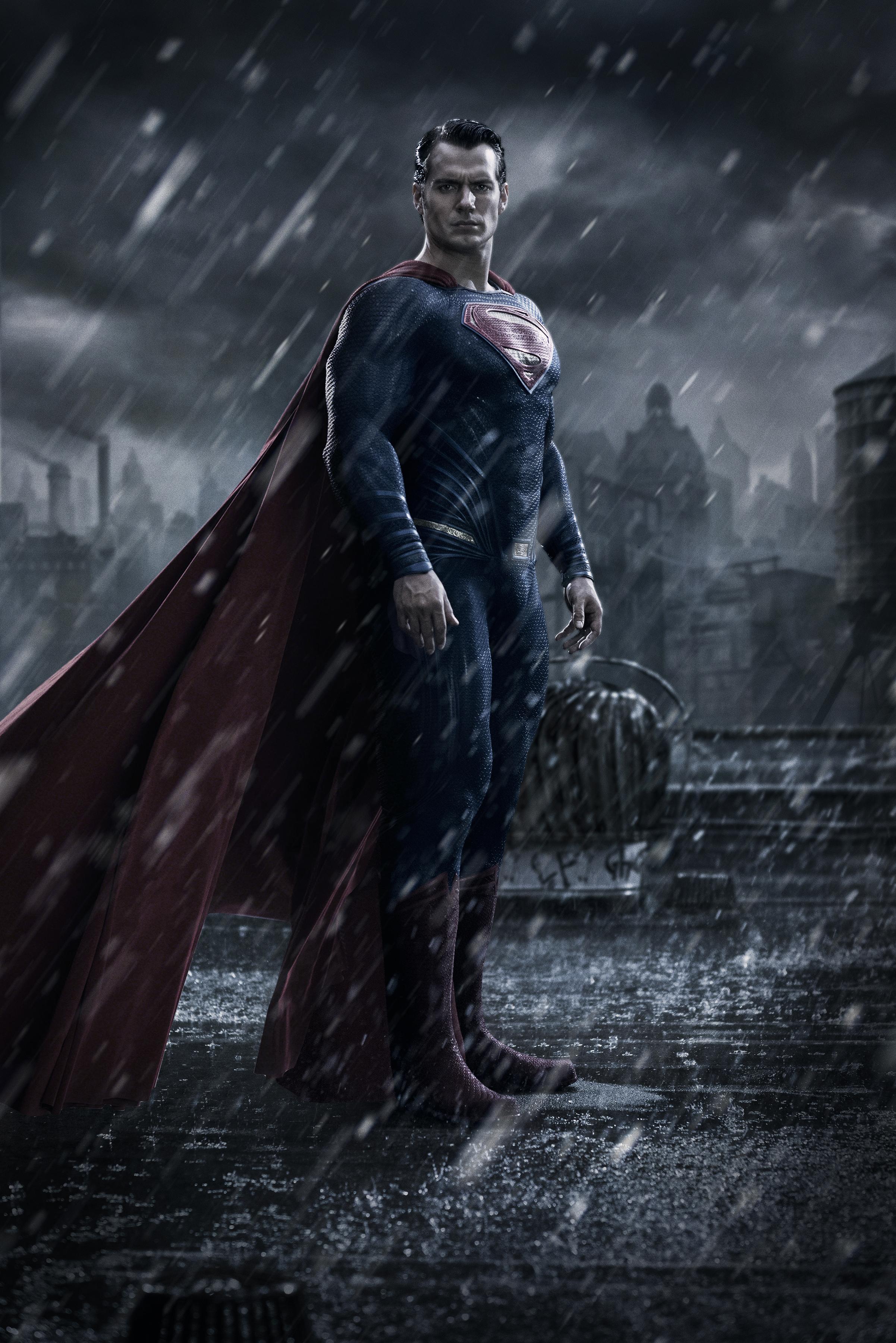 Batman V Superman Henry Cavills New Superman Costume Revealed 2403x3600