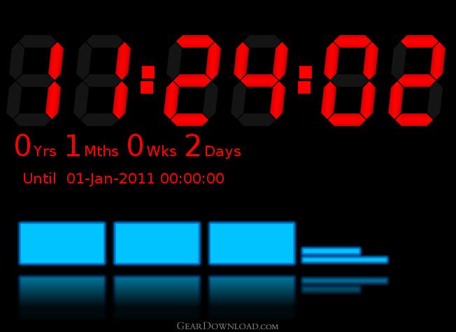 wedding countdown clock for desktop download 652x474