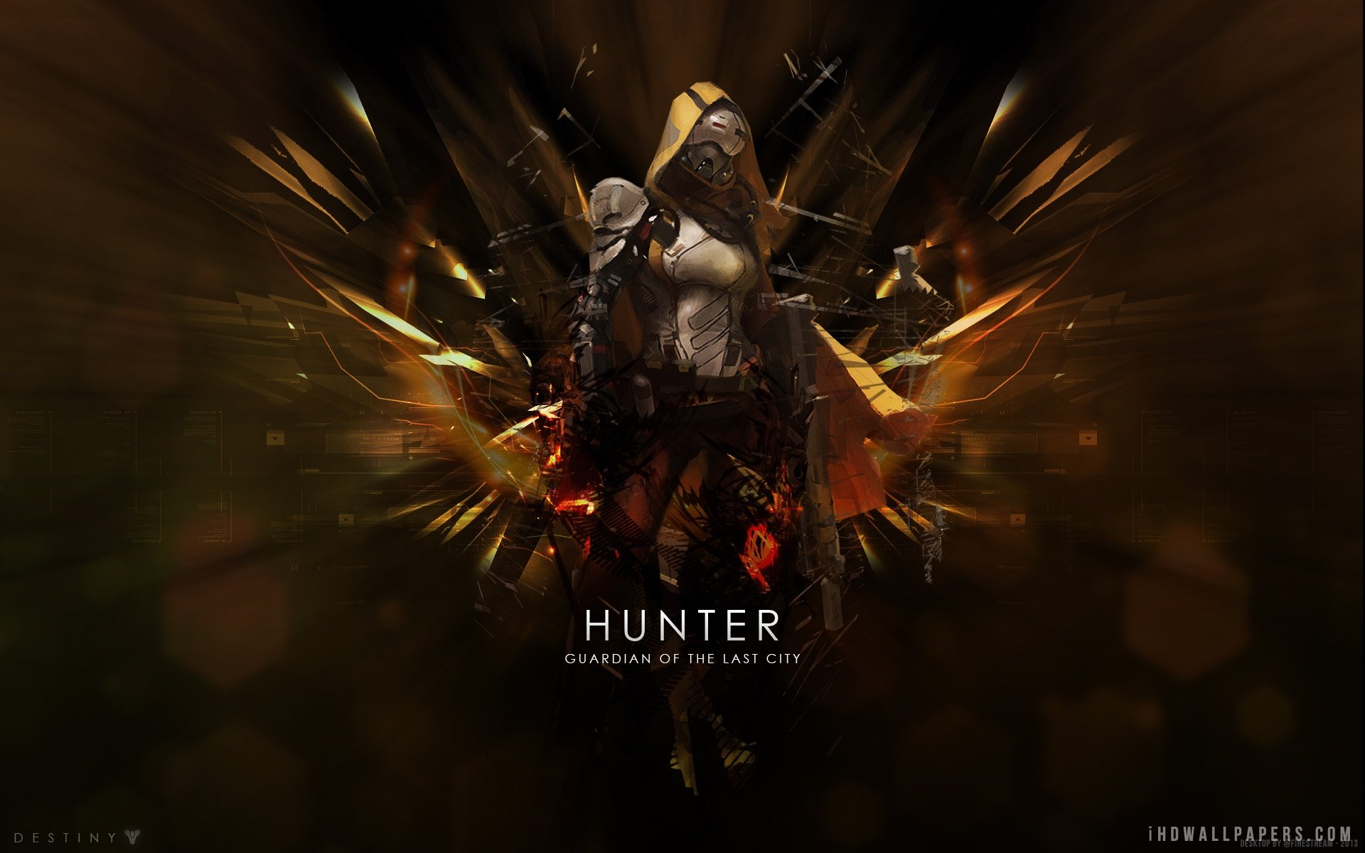 Hunter Wallpaper Destiny