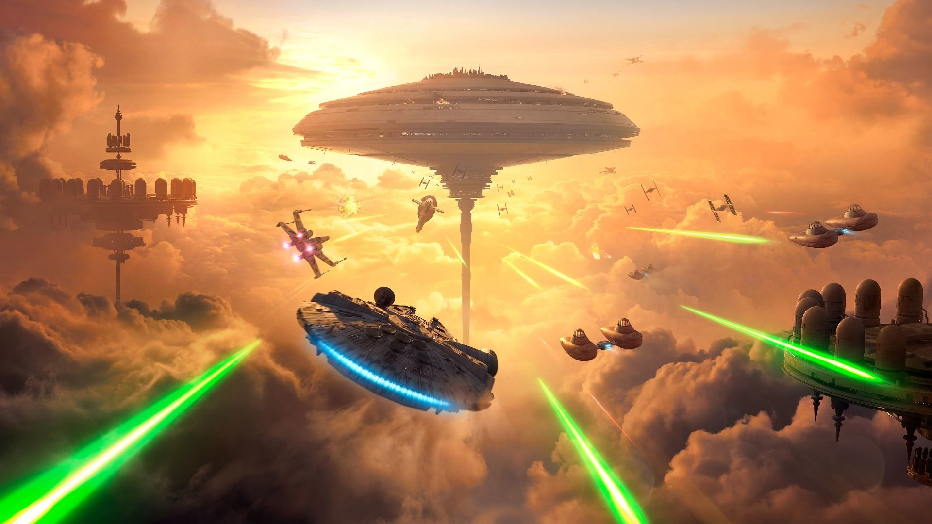 1 Bespin Star Wars HD Wallpapers Background Images   Wallpaper 1920x1080