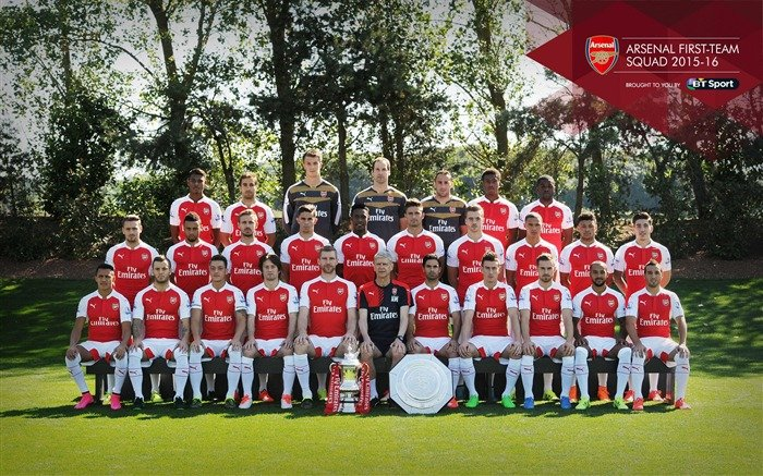 2015-2016 Arsenal Football Club Wallpaper Wallpapers List - page 1 ...
