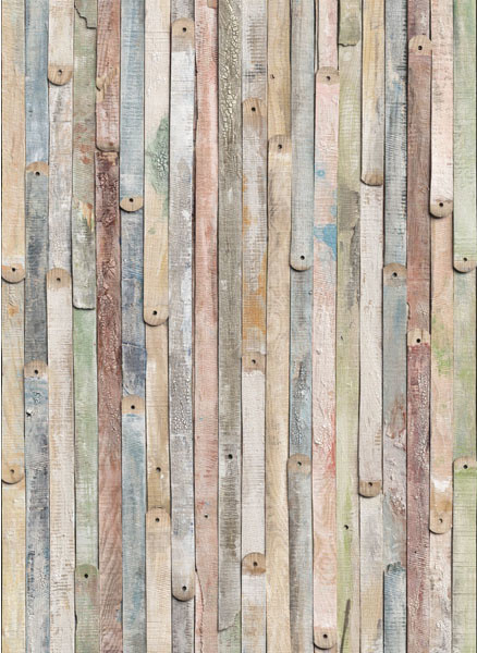 Vintage Wood Wallpaper   Eclectic   Wallpaper   by Brewster Home 438x600