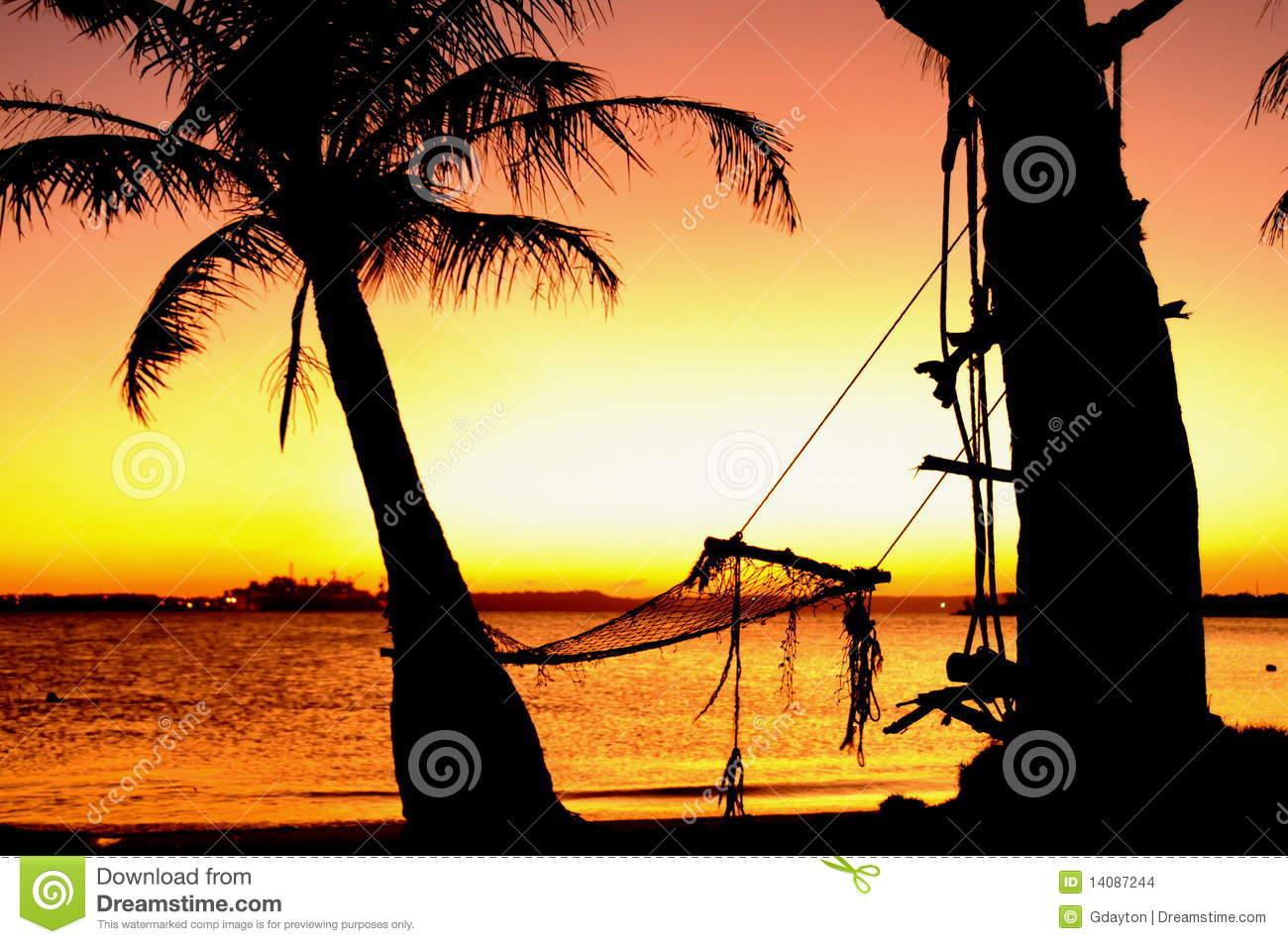 beach hammock sunset beach hammock beach sunset tropical beaches 1300x953