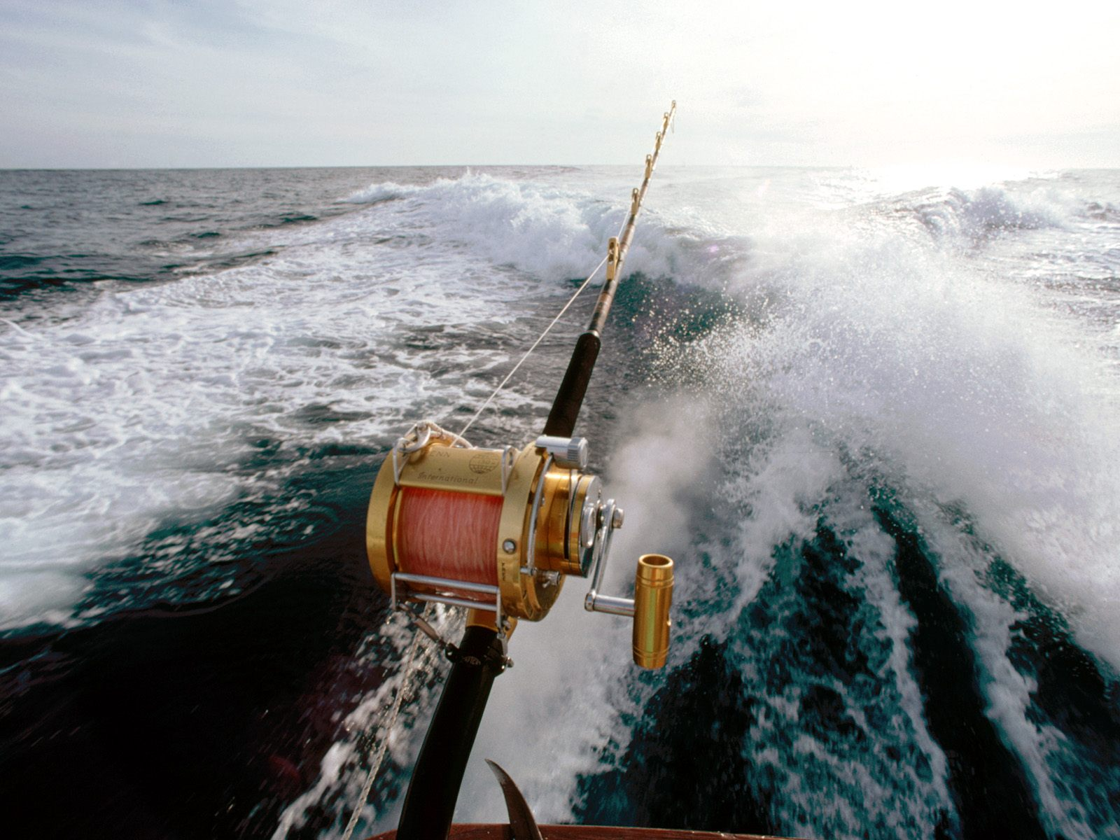 42+ Sport Fishing Boat Wallpaper on WallpaperSafari