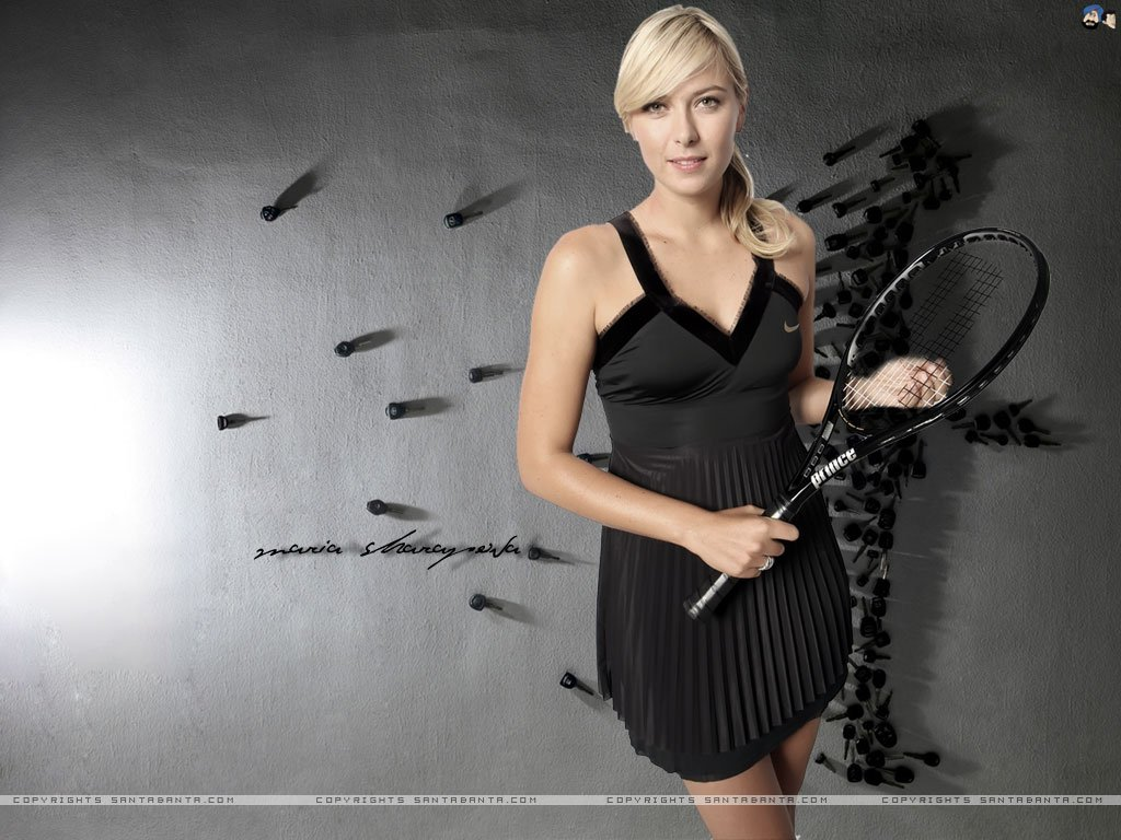 Maria Sharapova Wallpapers D83683O 1024x768   4USkY 1024x768