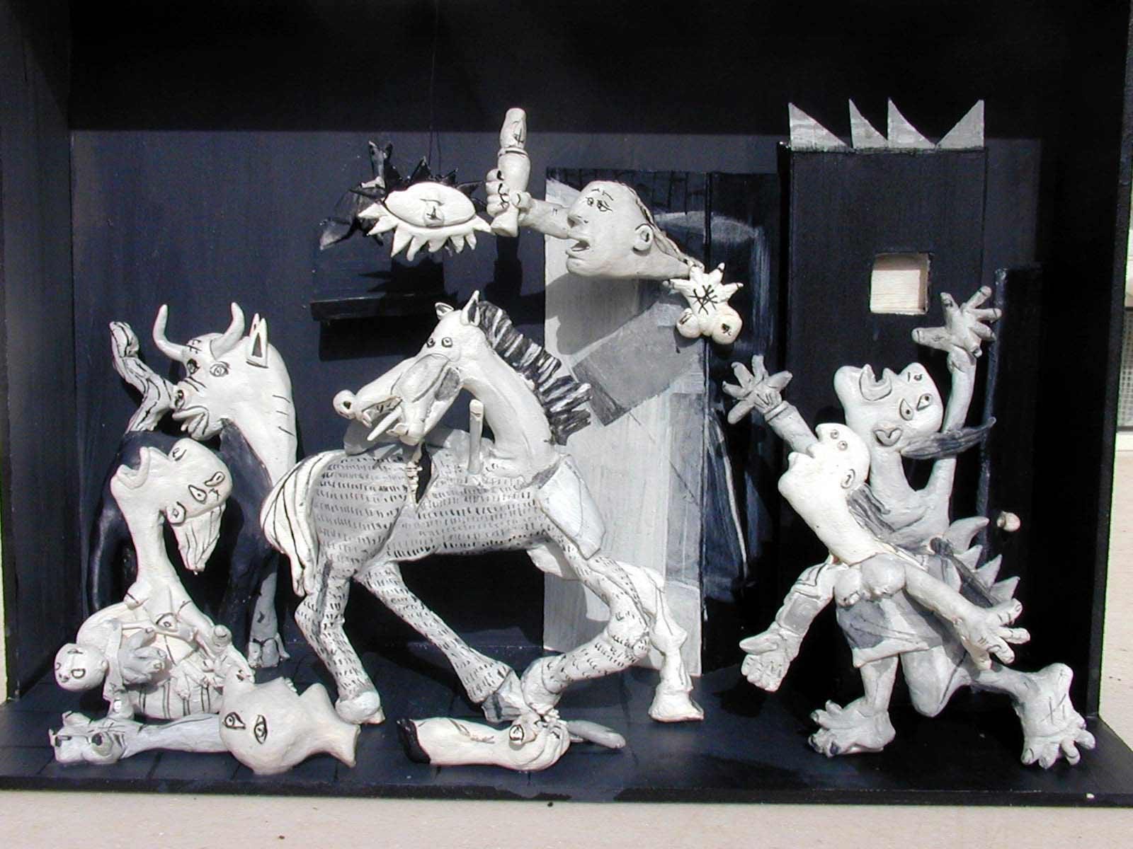 The gallery for   gt Guernica Wallpaper 1600x1200