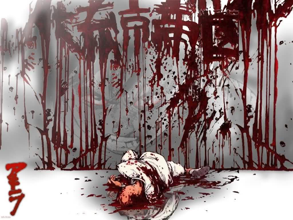 Bloody Gory Wallpaper WallpaperSafari