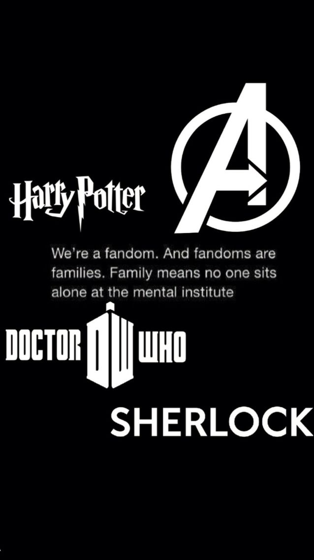 Fandom background Awesome Fandoms Harry potter First doctor 638x1136