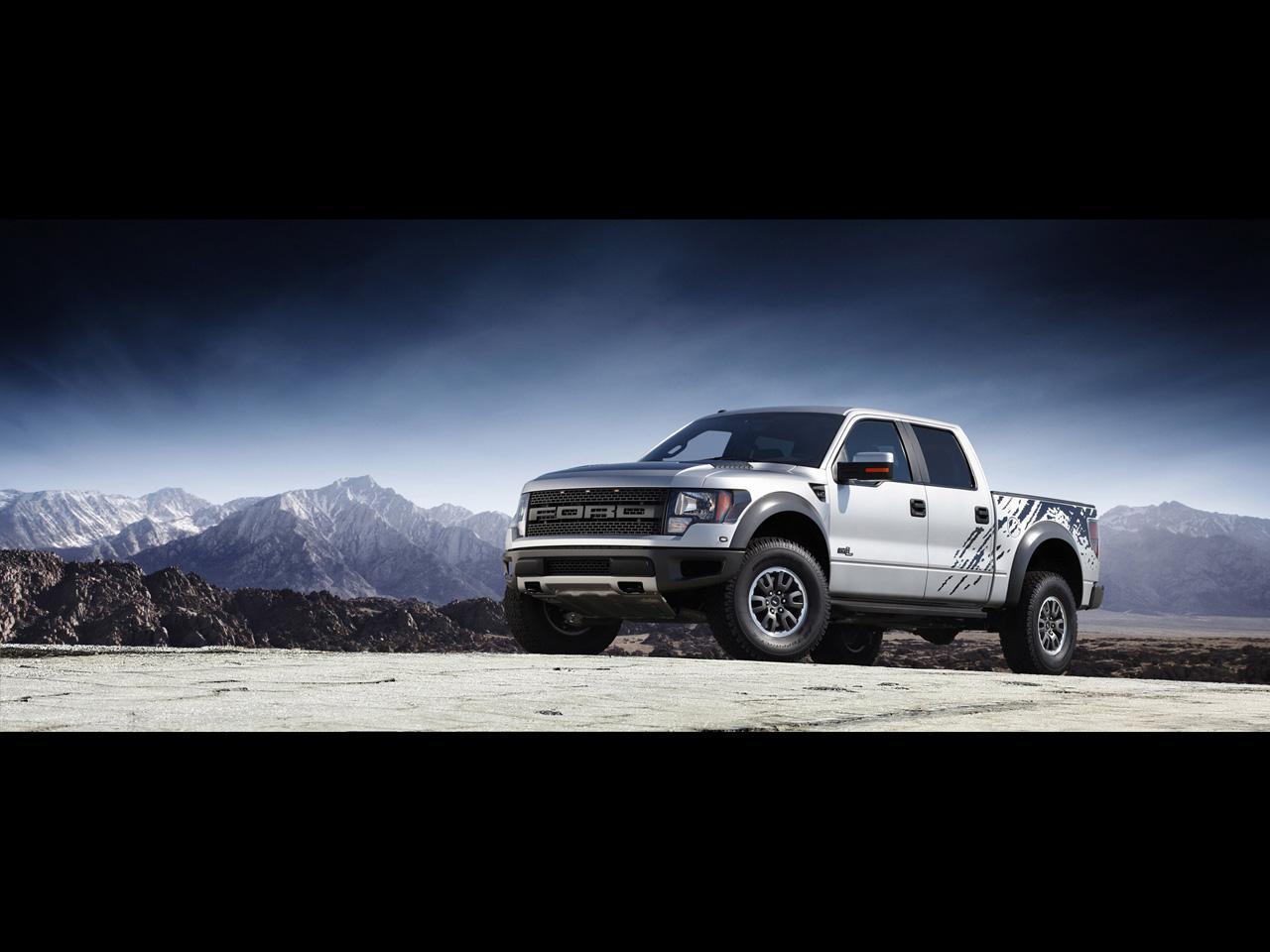 2011 Ford F 150 SVT Raptor Wallpapers Widescreen Desktop Backgrounds 1280x960