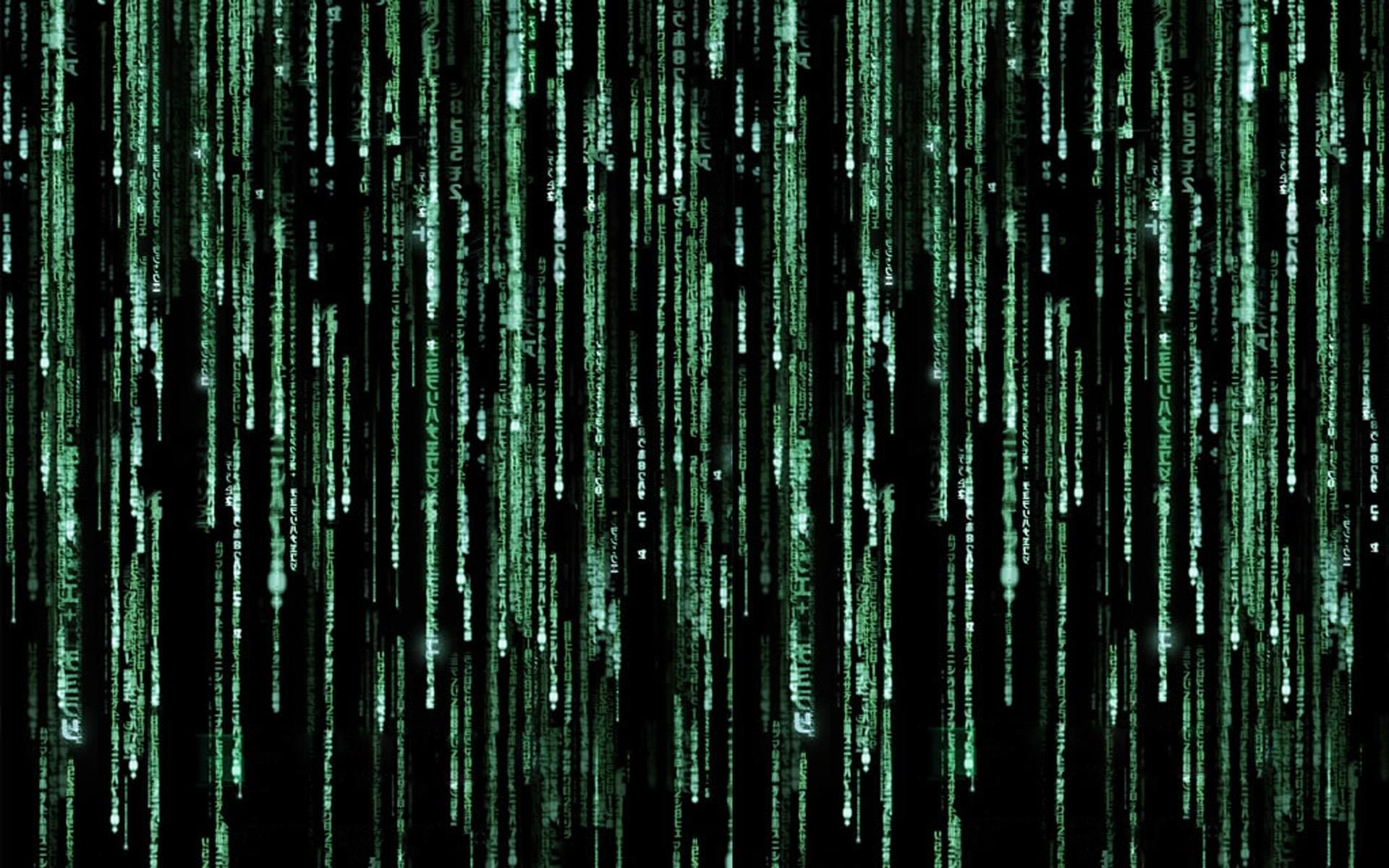 Papel de Parede The Matrix Wallpaper para Download no Celular ou 1920x1200
