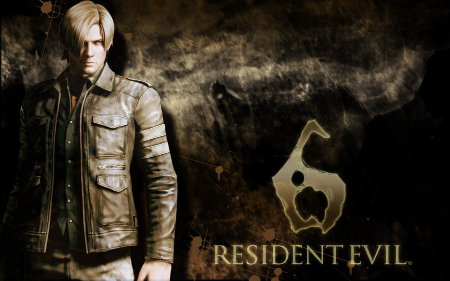 Free Download Leon S Kennedy Resident Evil 6 By Taurowarrior On