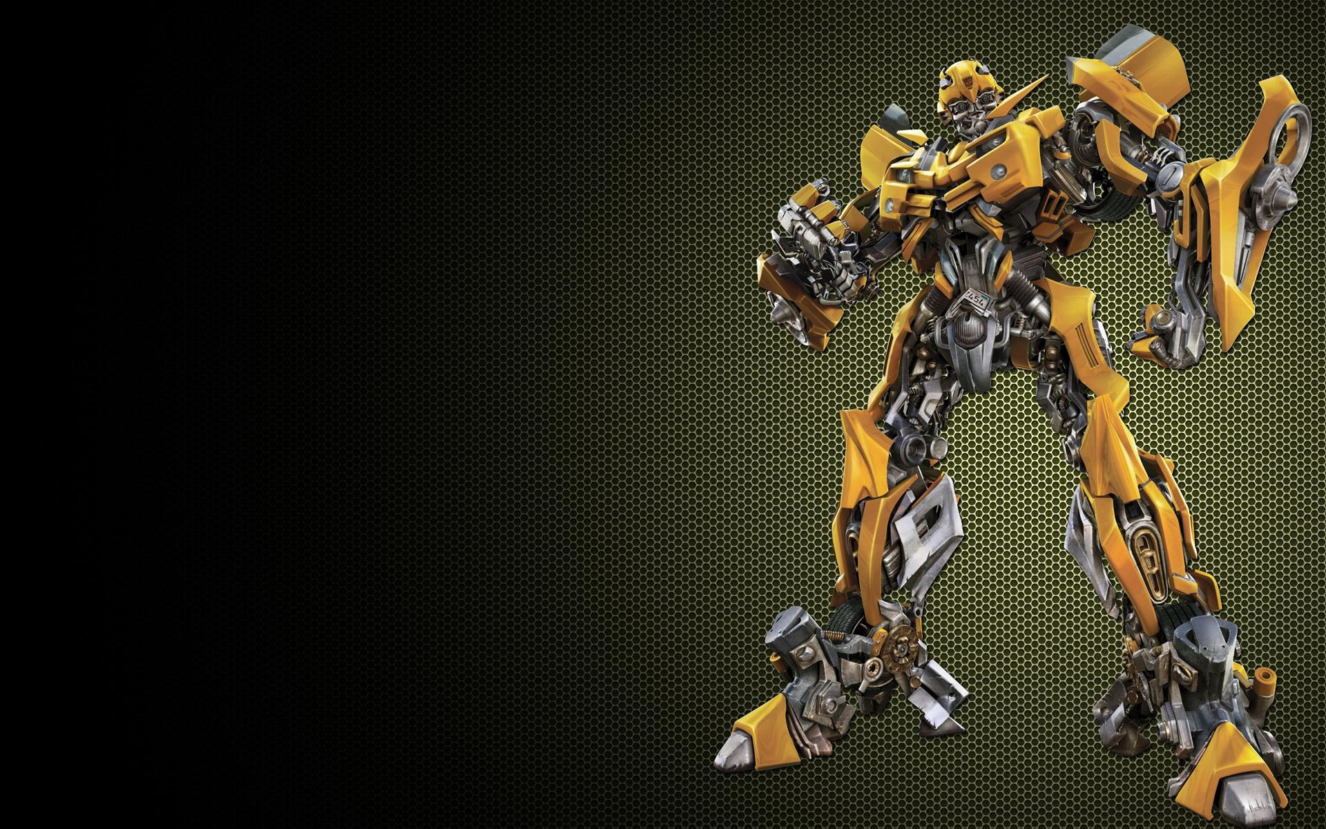 Bumblebee Transformer Wallpaper for Desktop 1920x1200