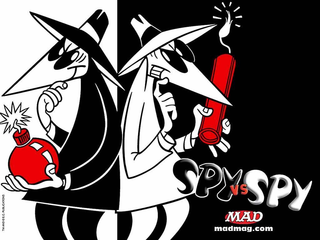 DANTE ROSS Blog Archive SPY VS SPY 1024x768