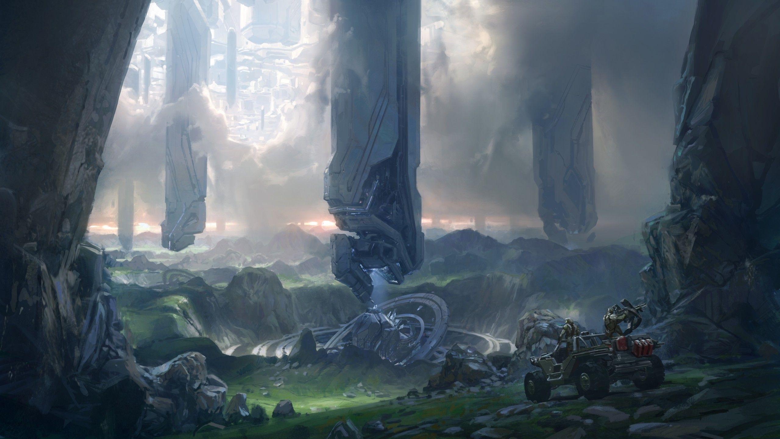 Halo 4 wallpaper 16137 2560x1440