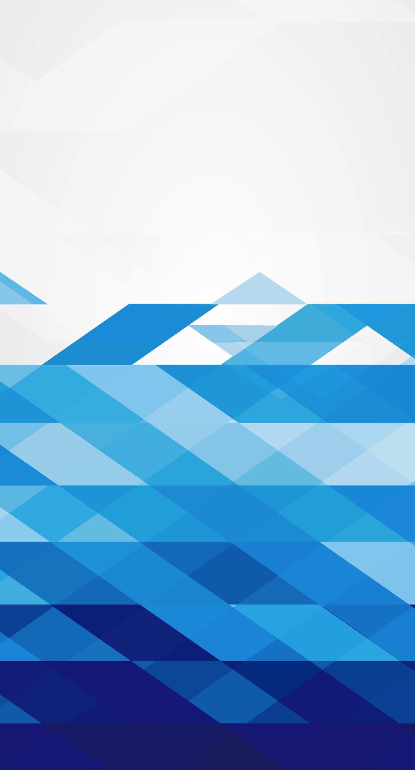 Pattern white blue cool wallpapersc iPhone7Plus 1398x2592