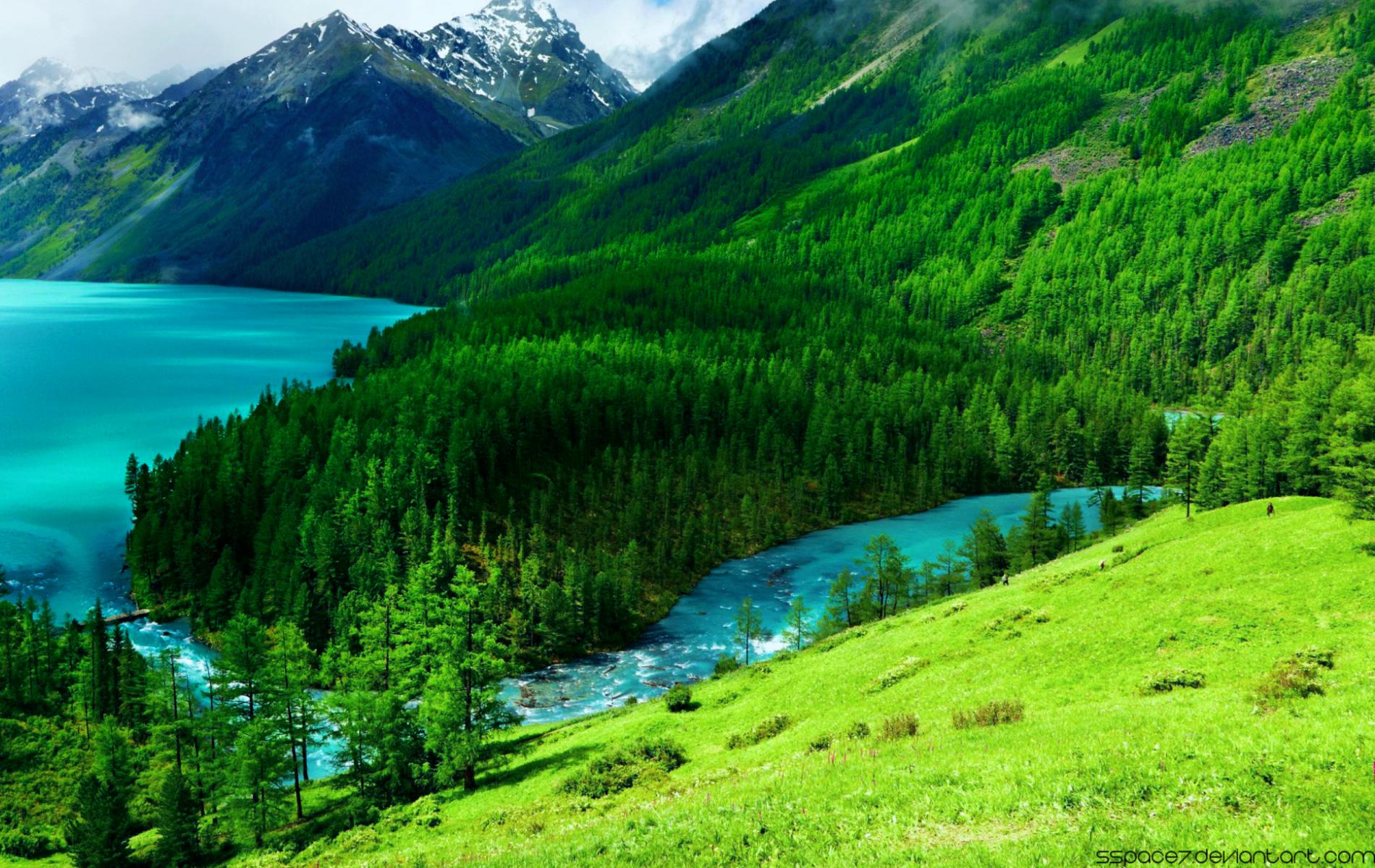 mountain scenes for desktop wallpaper - wallpapersafari