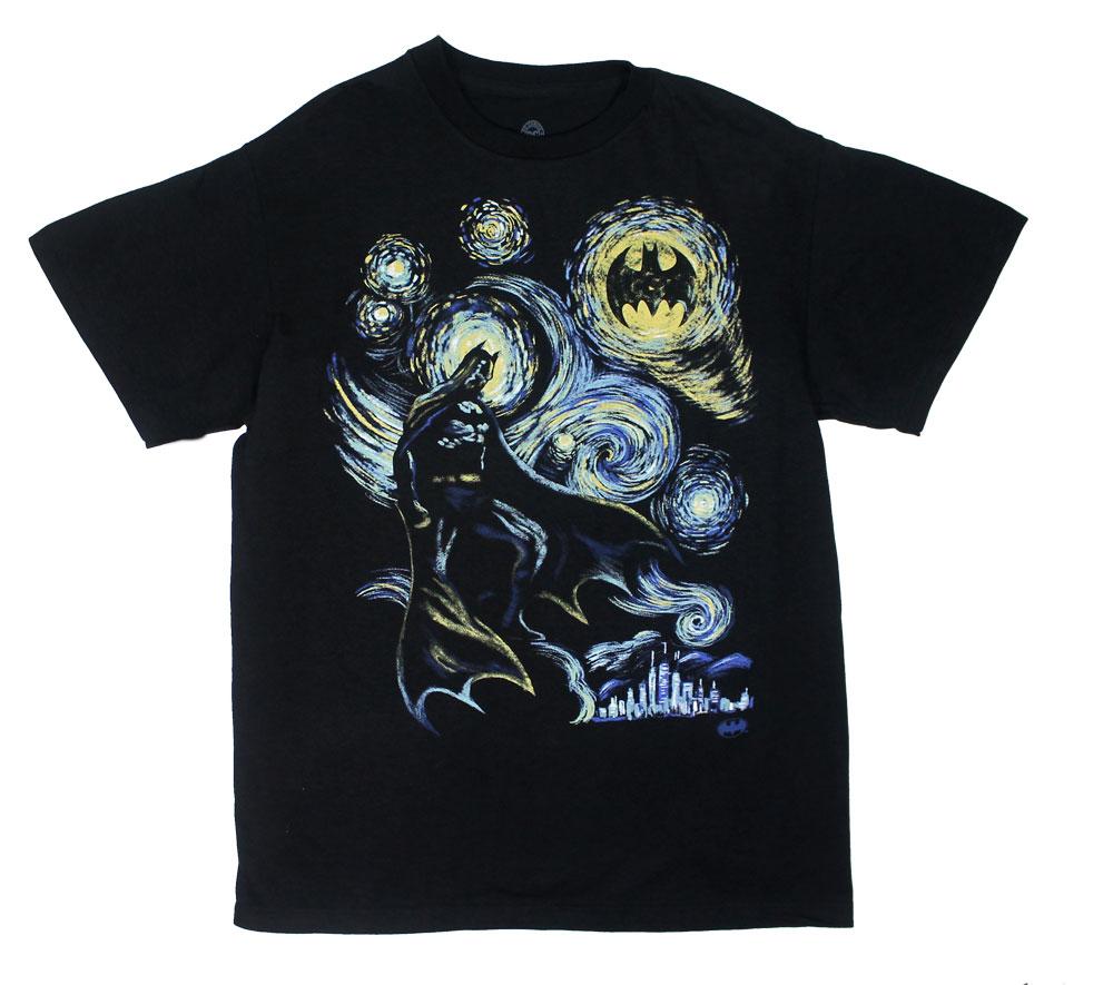Batman Starry Night for Pinterest