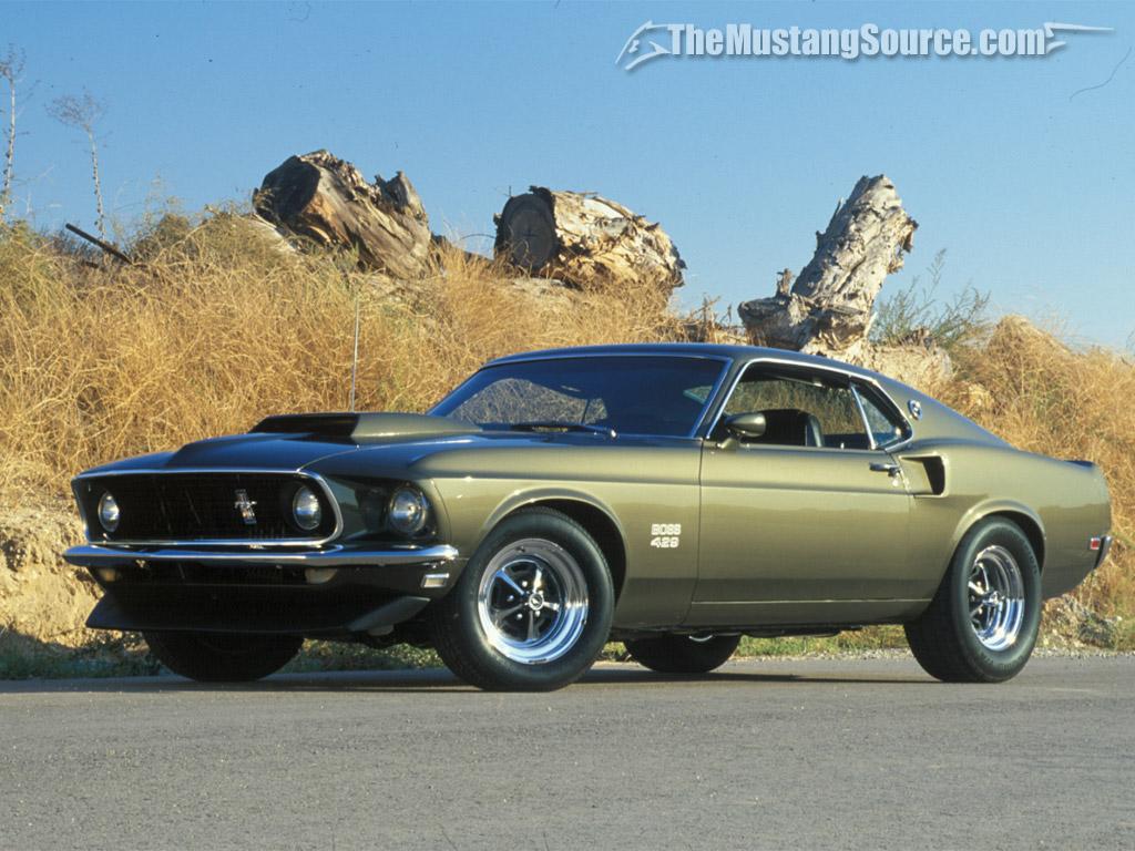 1969 1970 Mustang Desktop Wallpaper   The Mustang Source 1024x768