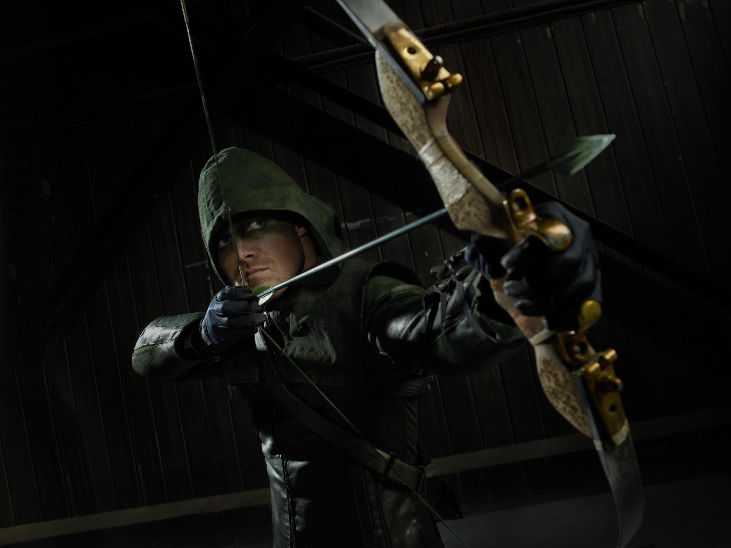 From Comic to TV Arrow as an Adaptation of Green Arrow 3000x2248