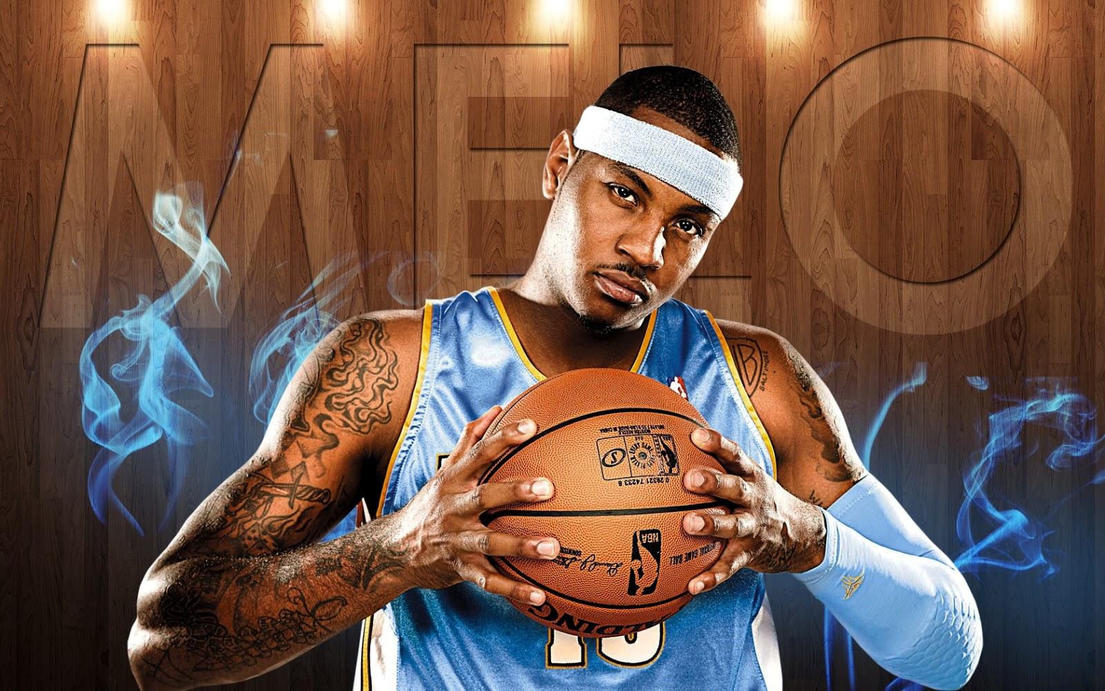 Carmelo Anthony Wallpapers HD - WallpaperSafari