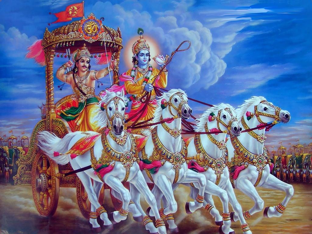 Bhagavad Gita WallpapersBhagavad Gita ImagesBhagavad Gita Pictures 1024x768