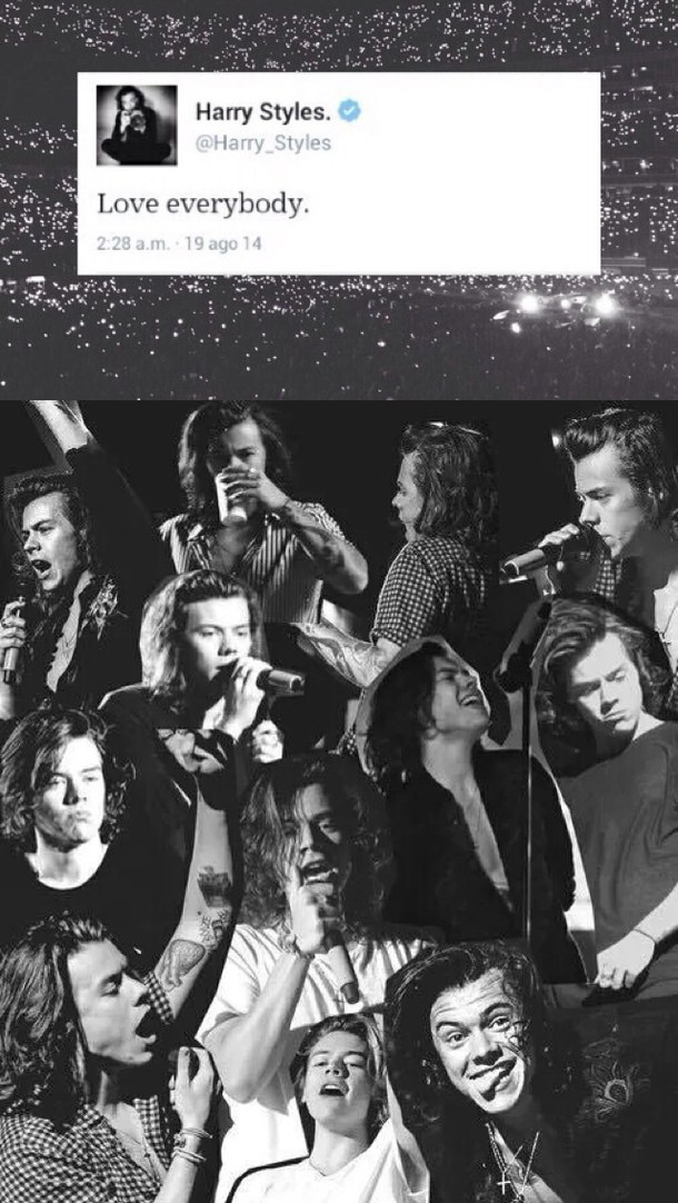 iphone one direction perfection wallpaper harry styles background 610x1082