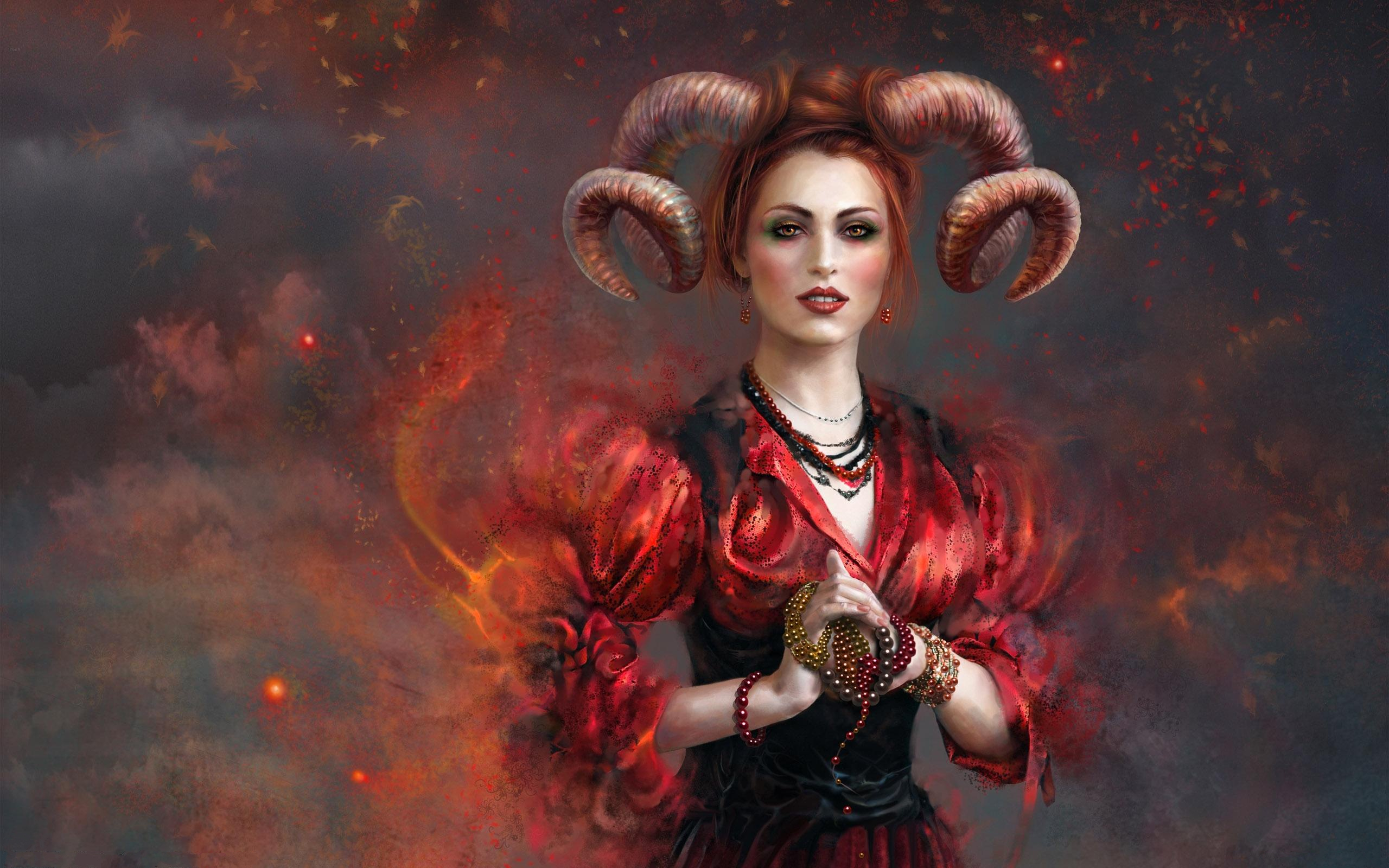 Aries Wallpaper HD 2560x1600