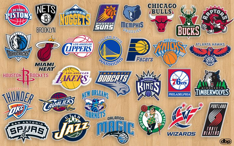 NBA Teams by danielboveportillo 900x563