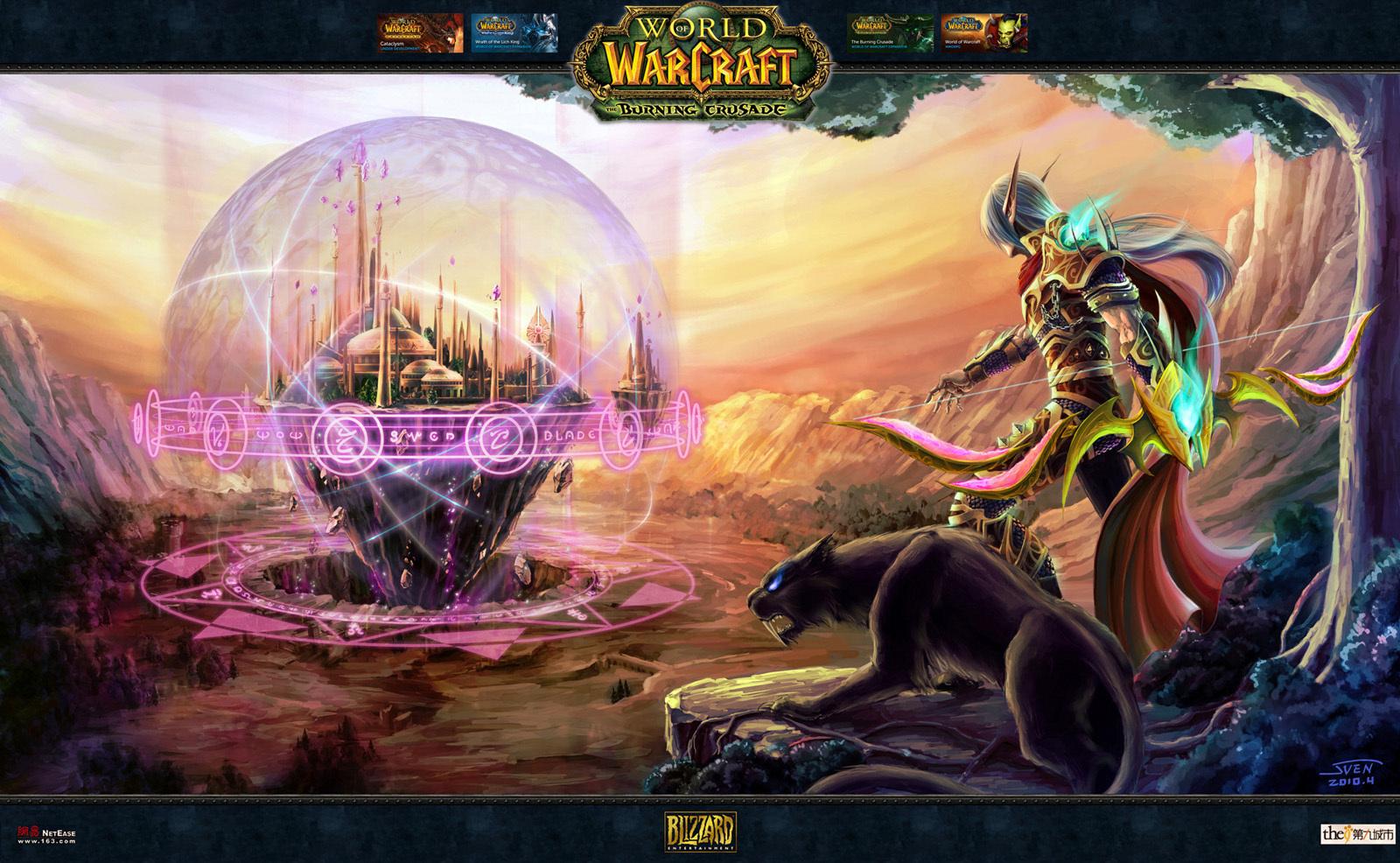 World of Warcraft wow wallpaperz 1600x986
