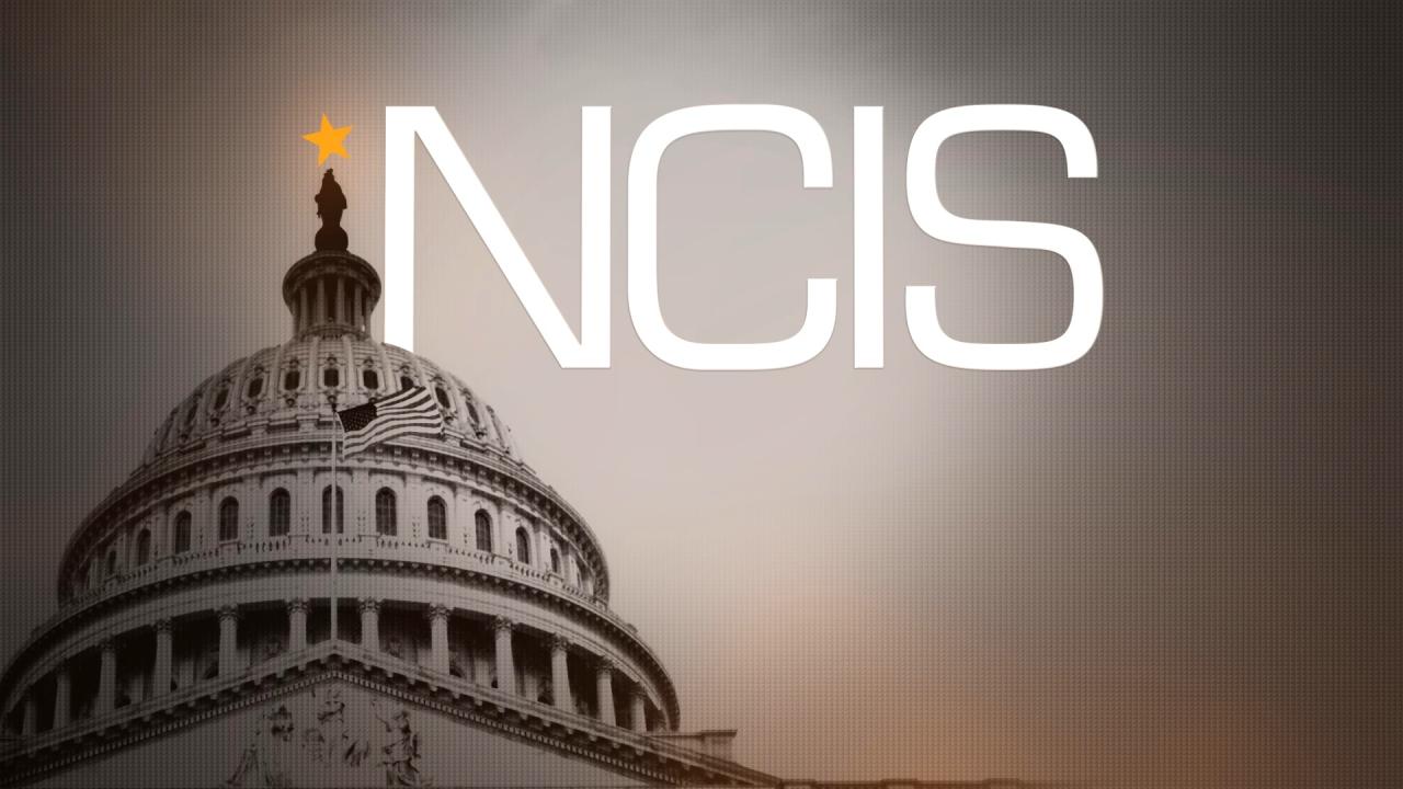 Ncis Logo Ncis 1280x720