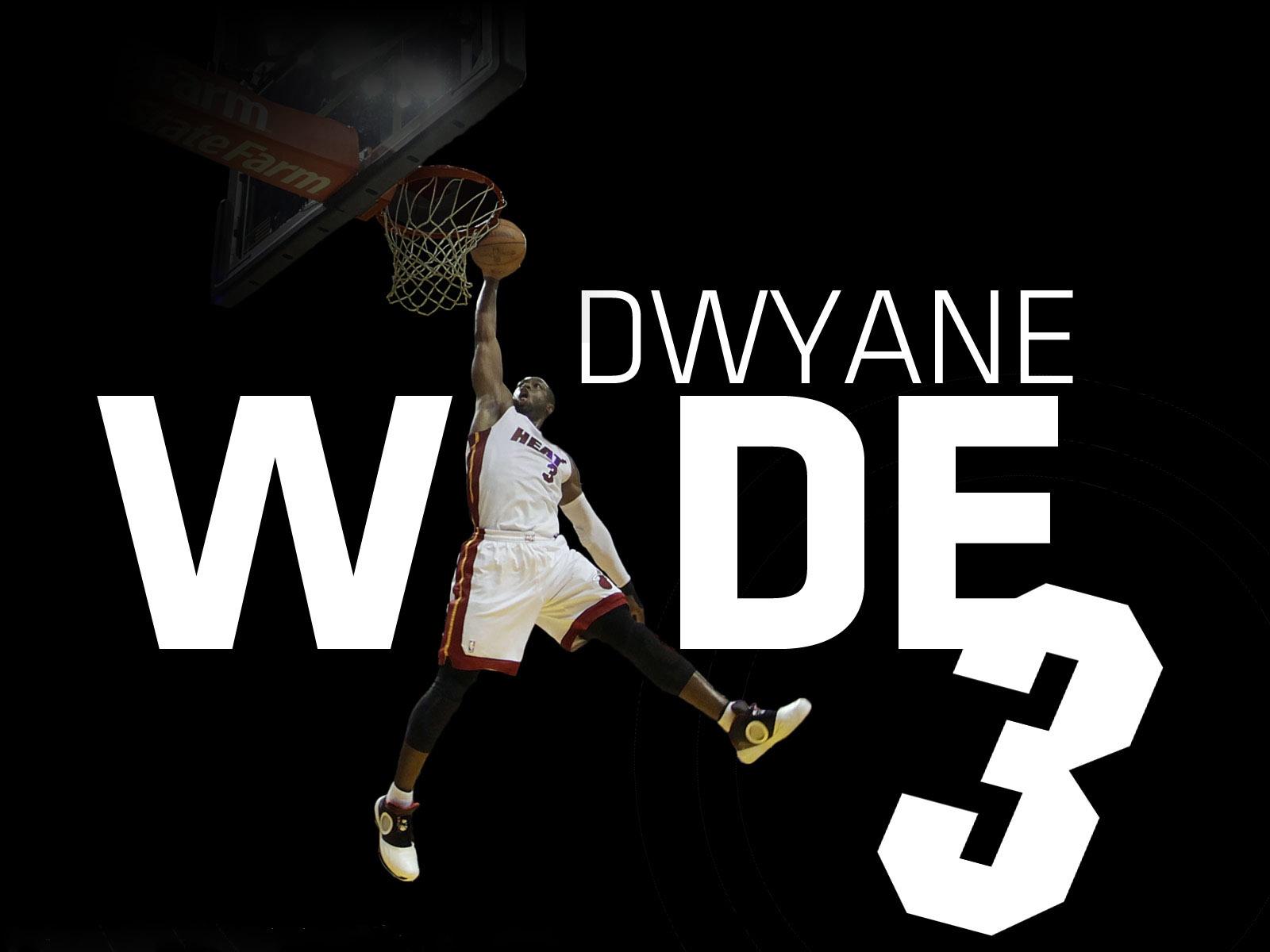 Dwyane Wade SlumDunk Wallpaper Dwyane Wade SlumDunk Wallpaper 1600x1200