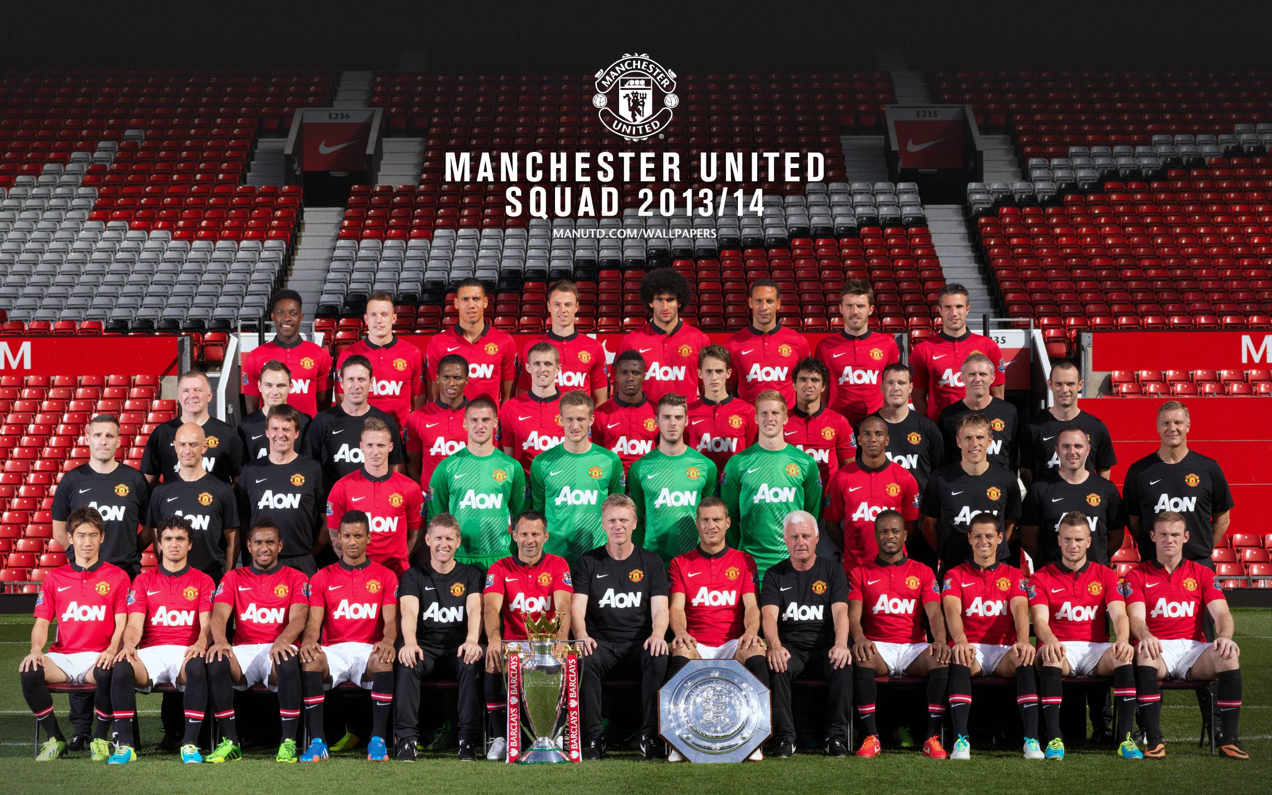 Manchester United 2018 Wallpapers 2560x1600