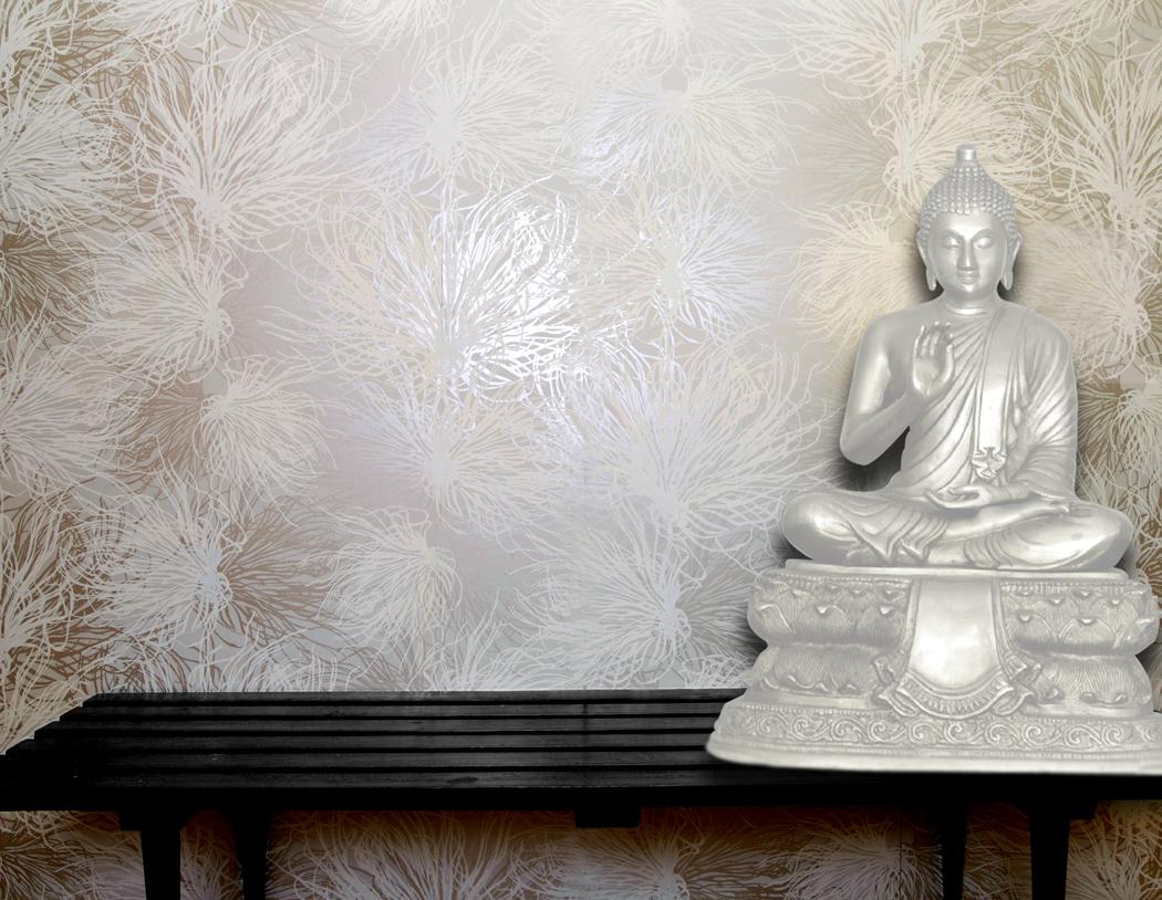 Metallic Wallpapers WallsWalls 1050x814