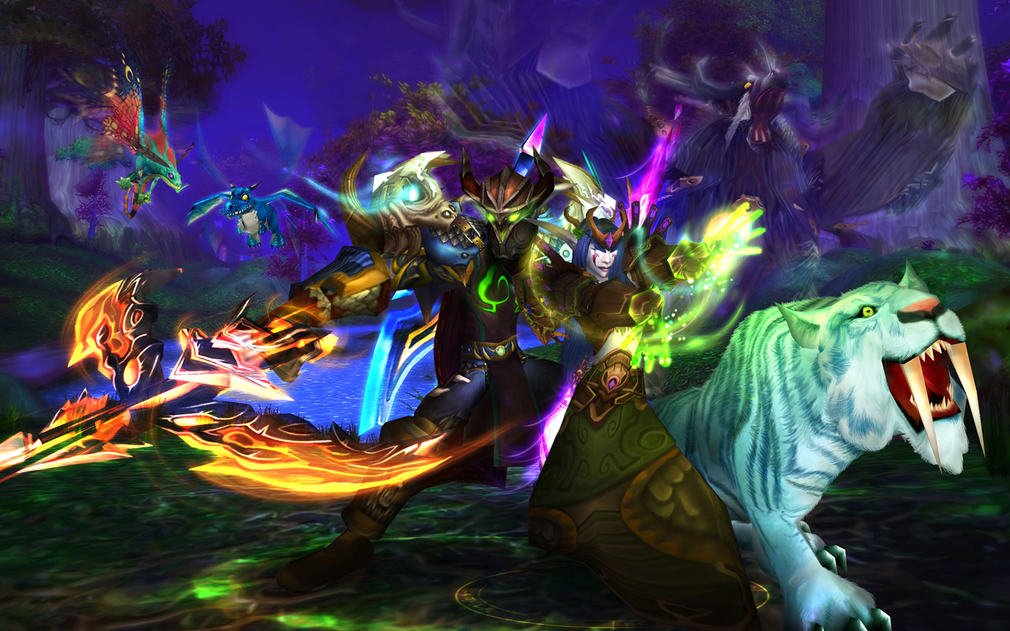 Awesome WoW Wallpapers   MMORPG Photo News   MMOsitecom 1440x900